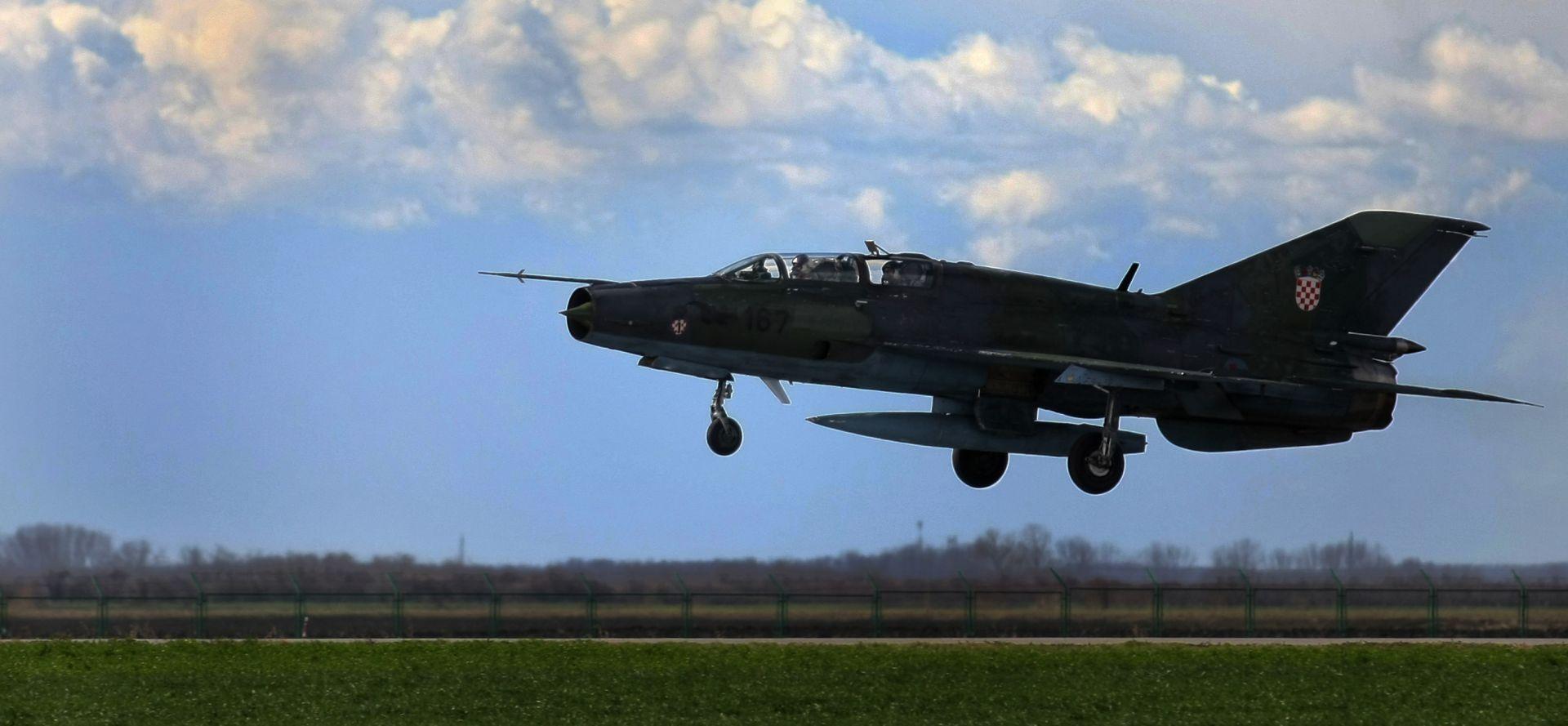 MORH Još nije donijeta konačna odluka o budućnosti borbenog zrakoplovstva