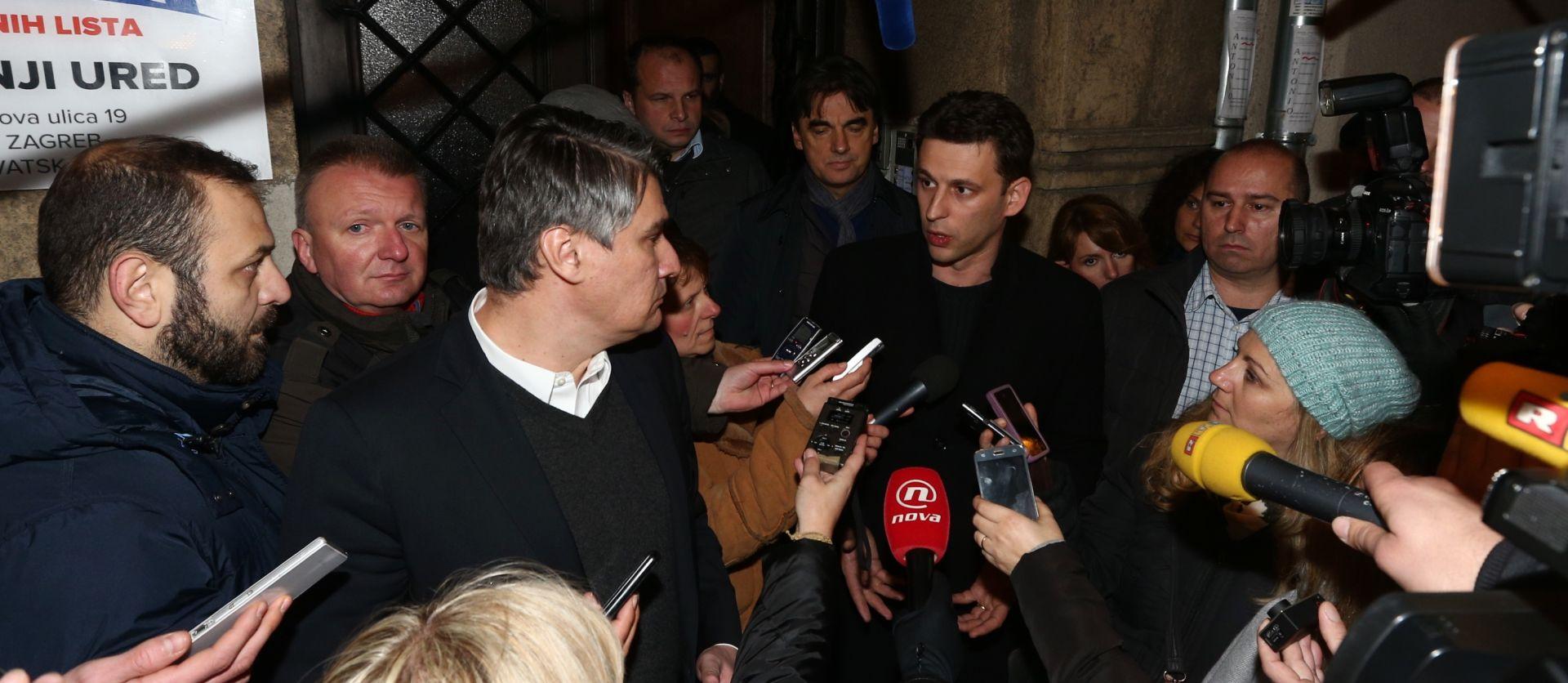 CRO DEMOSKOP Mostu pada potpora, SDP ponovno vodeći