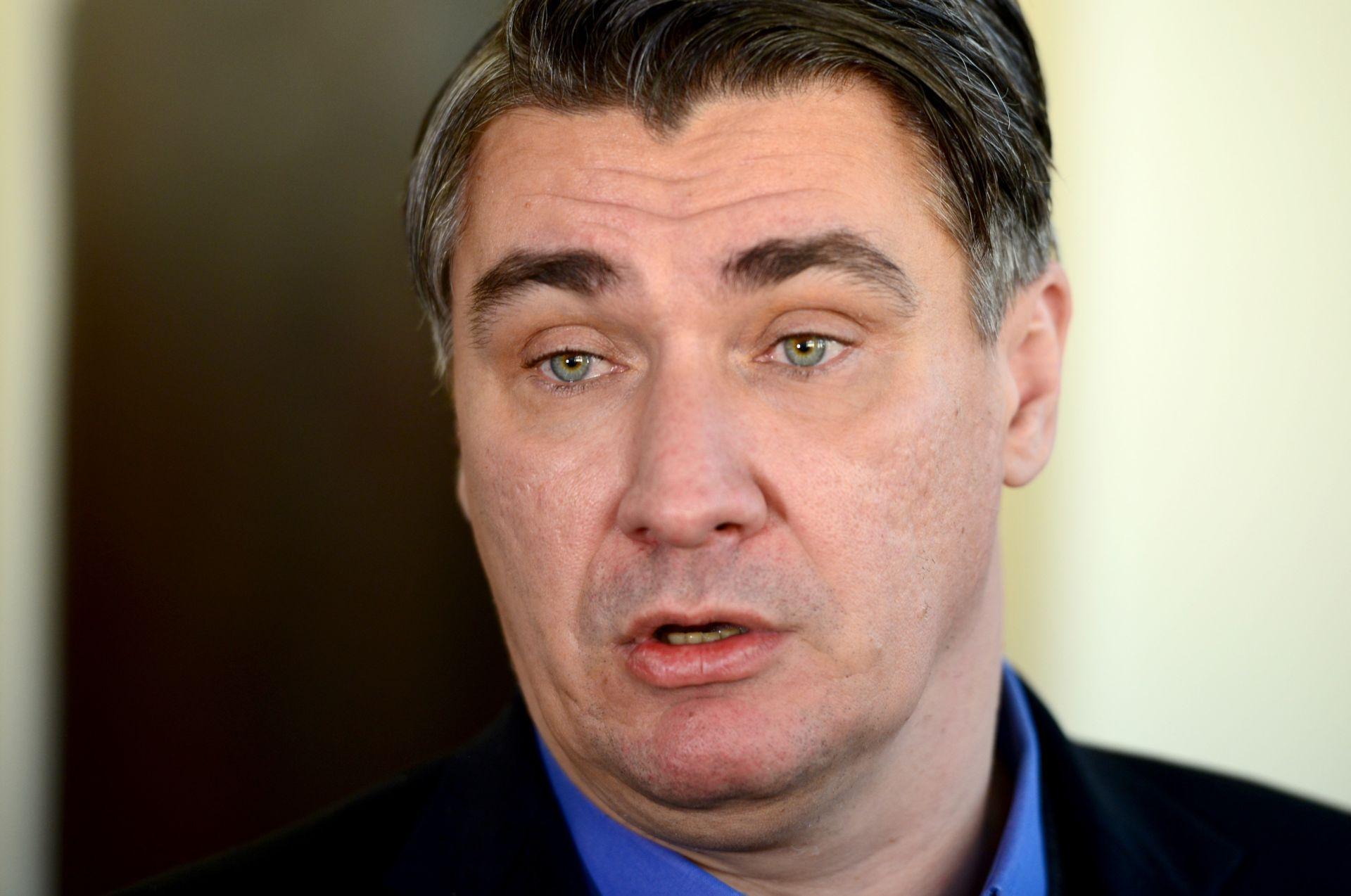 Milanović: Zastupnici u Saboru će odlučiti koliko će se raspravljati o novoj vladi