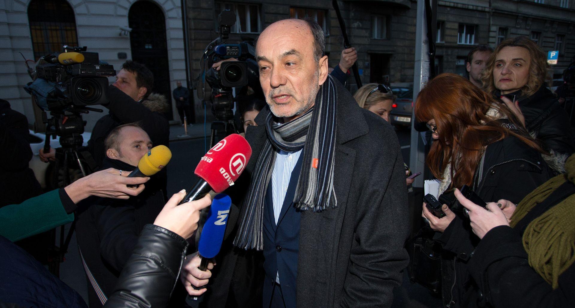 """AMBICIJE ZA ULAZAK U VLADU? Juro Martinović: """"Koliko mi je poznato, nema nikakvih problema u pregovorima"""""""
