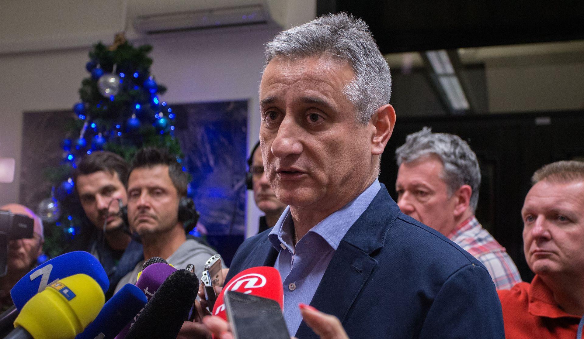 Karamarko: Razgovarat ćemo o kandidaturi Vesne Pusić za glavnu tajnicu UN-a