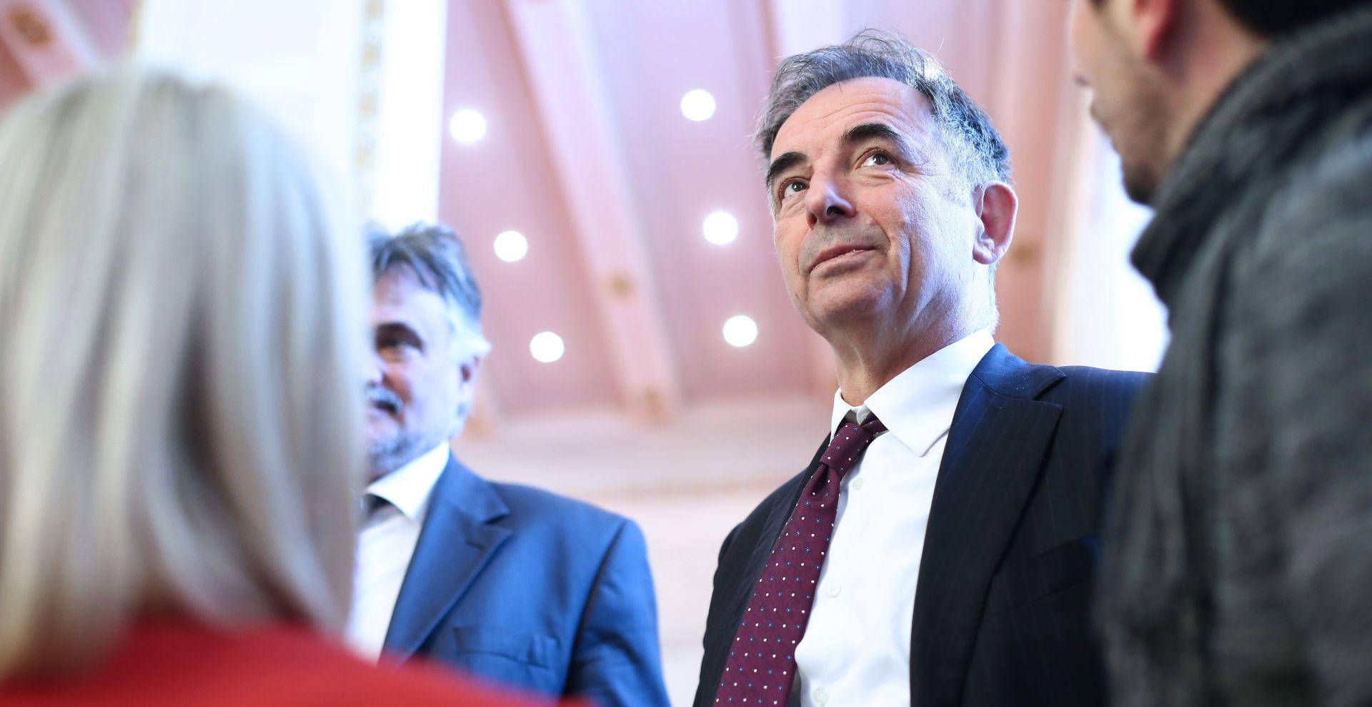 BEOGRAD Pupovac zamjera Oreškoviću odnos prema manjinama