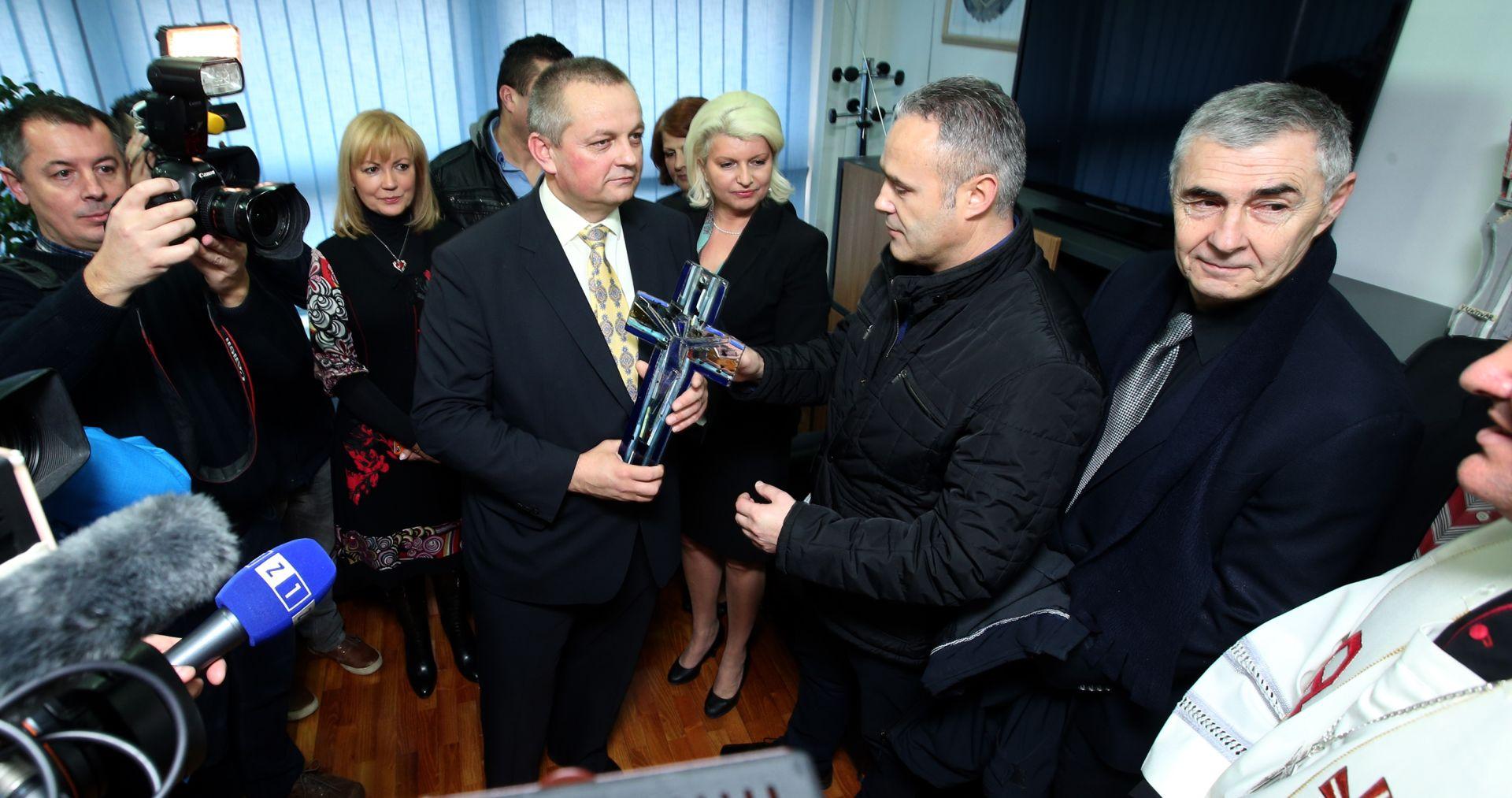 Braniteljske udruge izrazile potporu ministru Crnoji