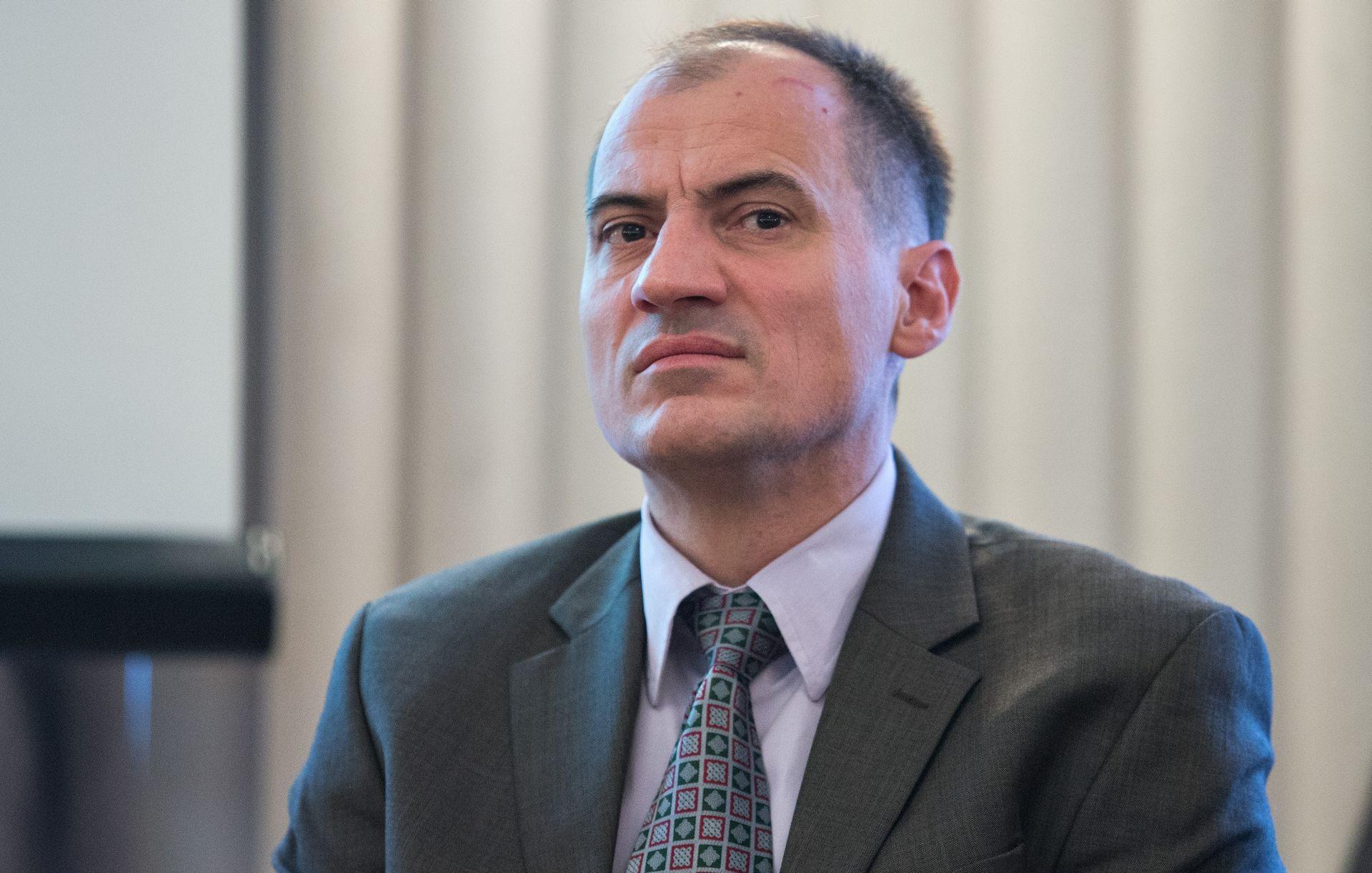 Slaven Dobrović podnio ostavku na mjestu predsjednika uprave Hrvatskih voda