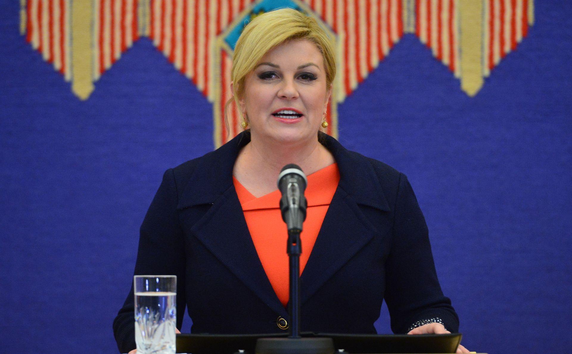 Ured predsjednice Grabar-Kitarović od četvrtka u Vukovaru