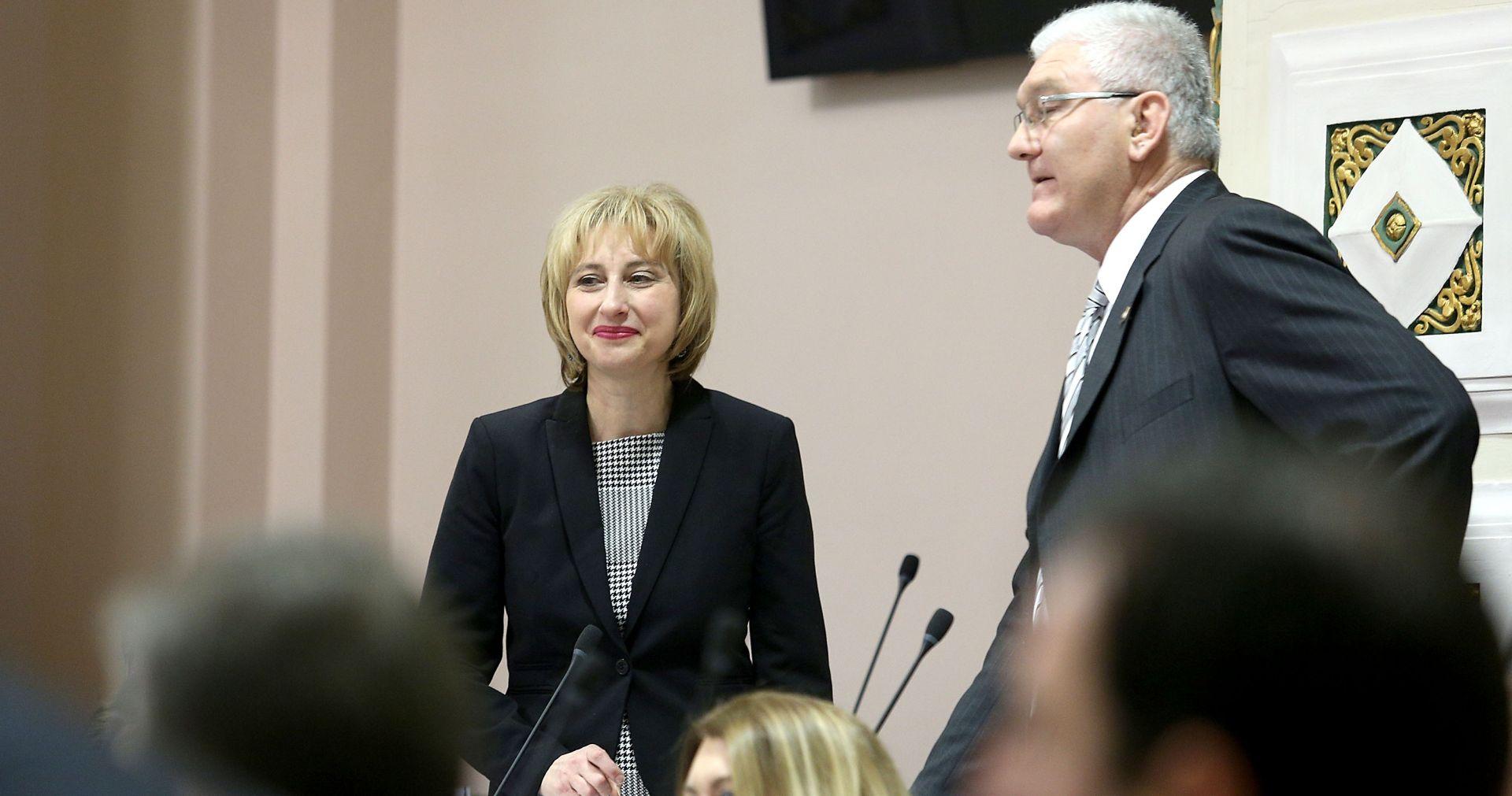 Gordana Rusak sazvala sjednicu saborskog odbora zbog smjene Povjerenstva za neprofitne medije