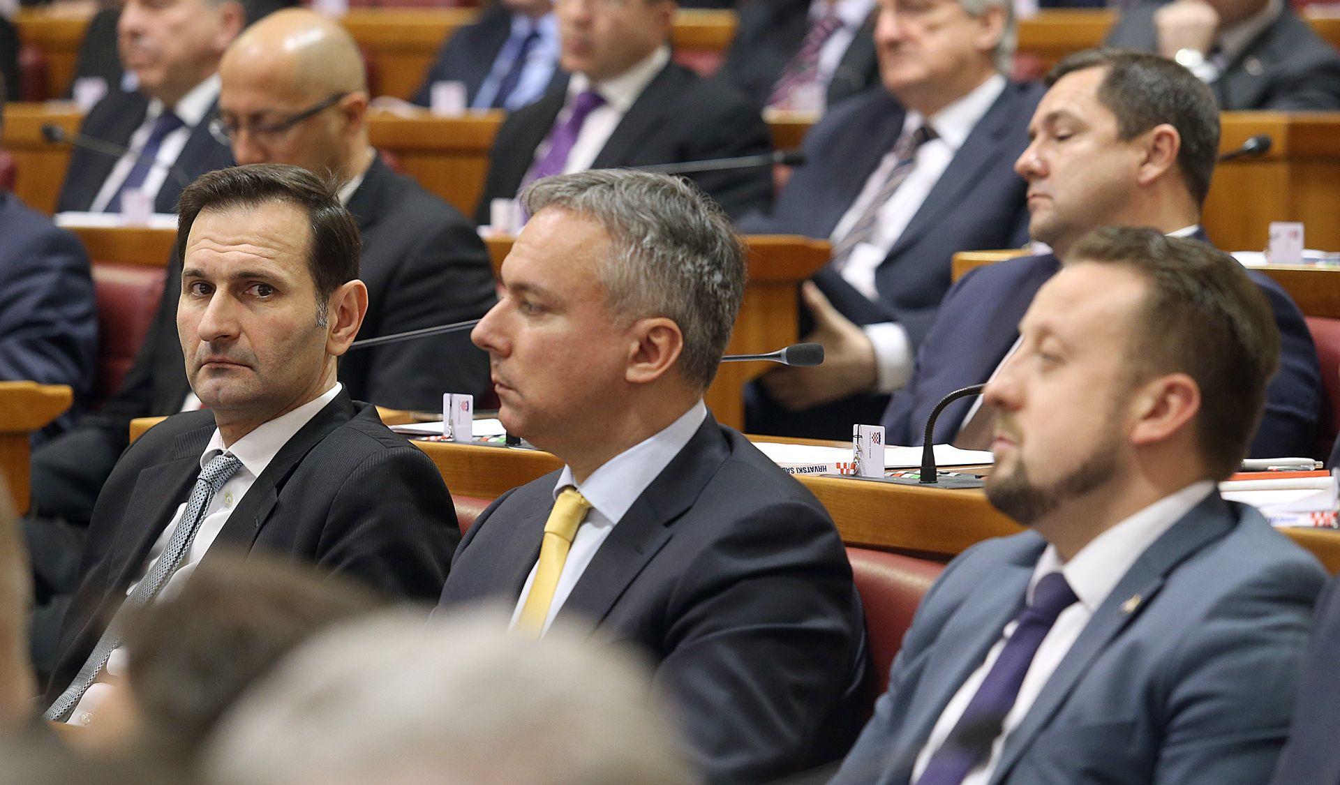 SASTAVLJANJE VLADE Darinko Kosor i Miro Kovač o procesu biranja ministara