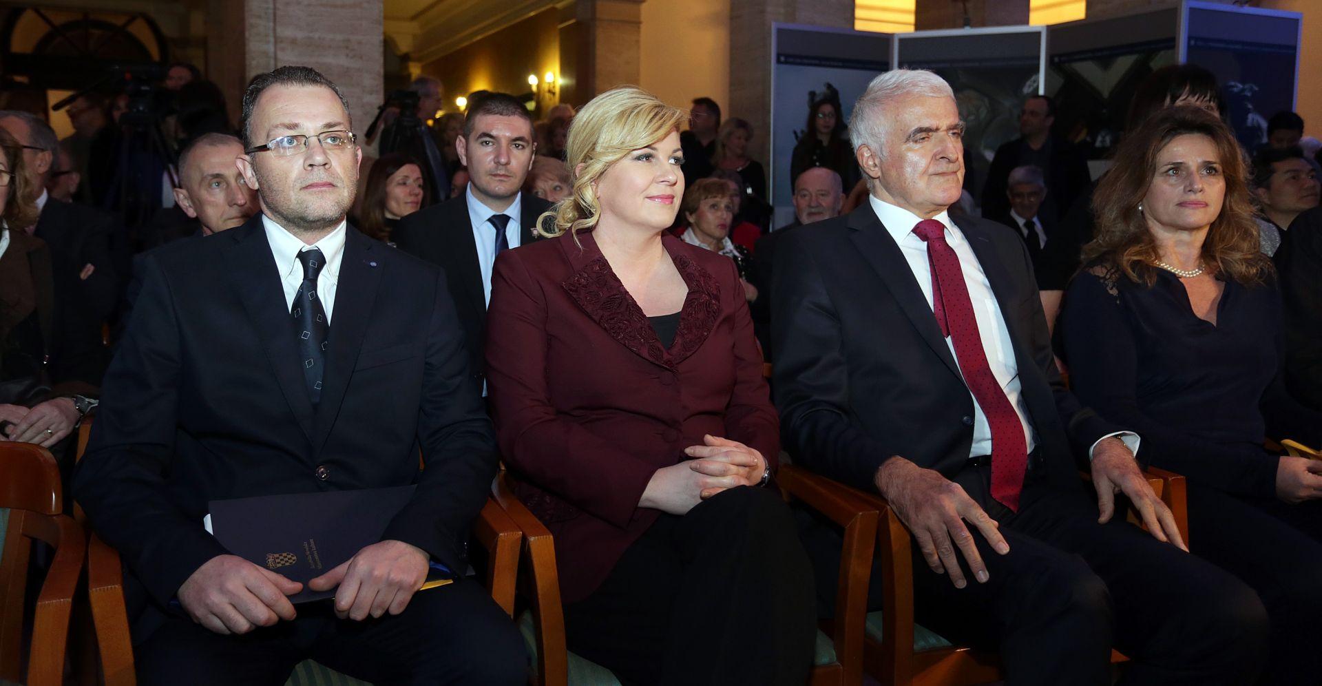 Predsjednica Grabar Kitarović: Iduća Noć muzeja mogla bi biti u znaku žena
