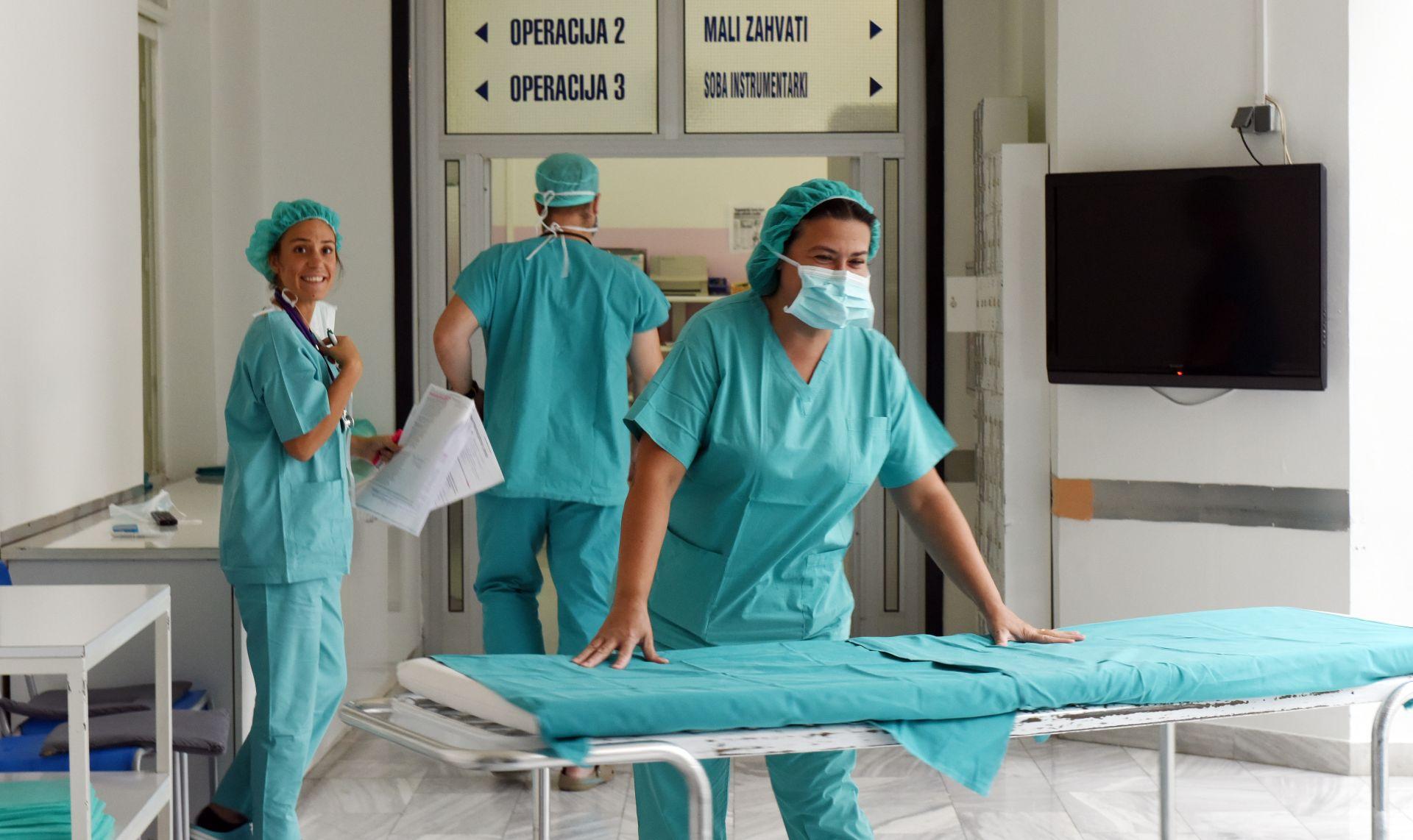 U Klaićevoj bolnici i u Zaboku počeo pilot-projekt mNurse sustava