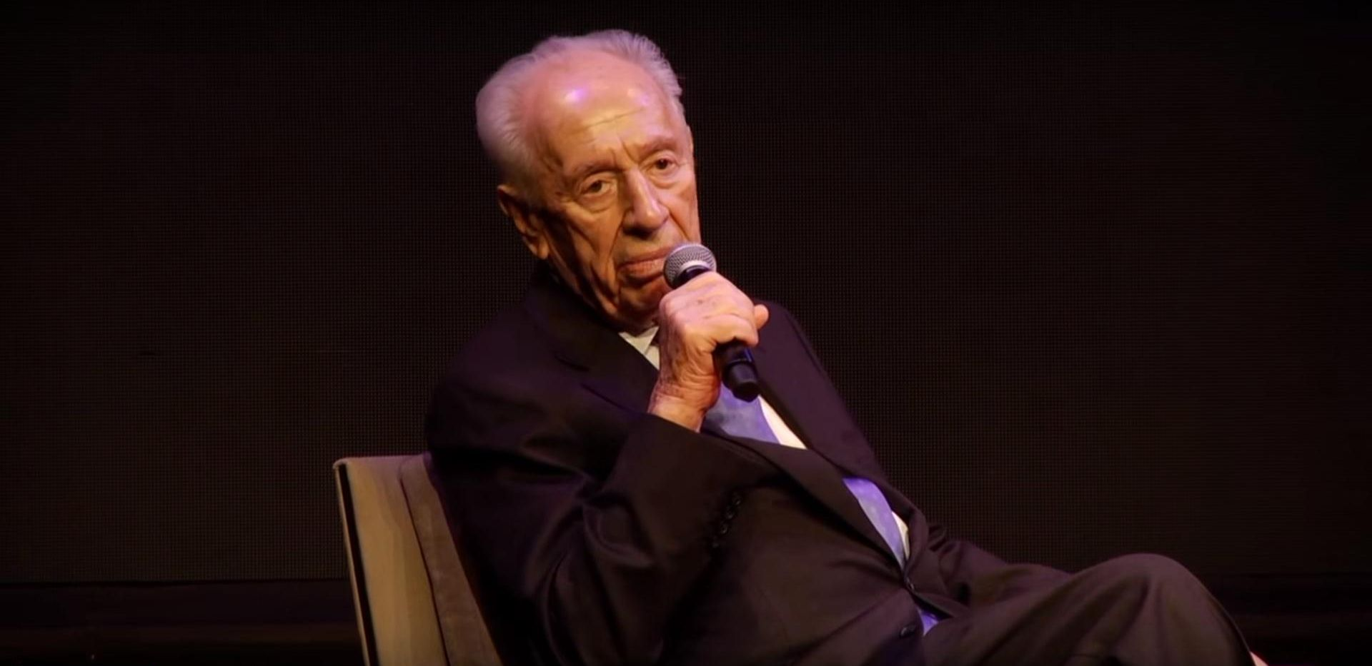 NA PROMATRANJU Bivši izraelski predsjednik Shimon Peres (92) završio u bolnici