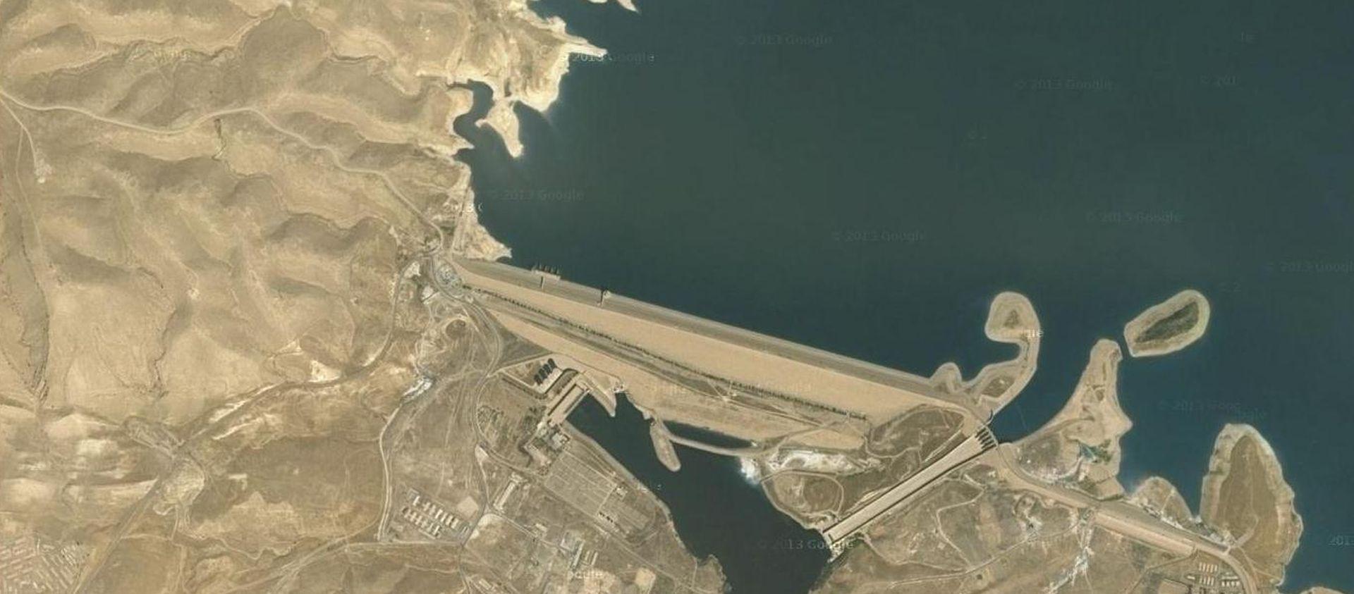 Zabrinutost za najveću branu u Iraku kojoj prijeti pucanje