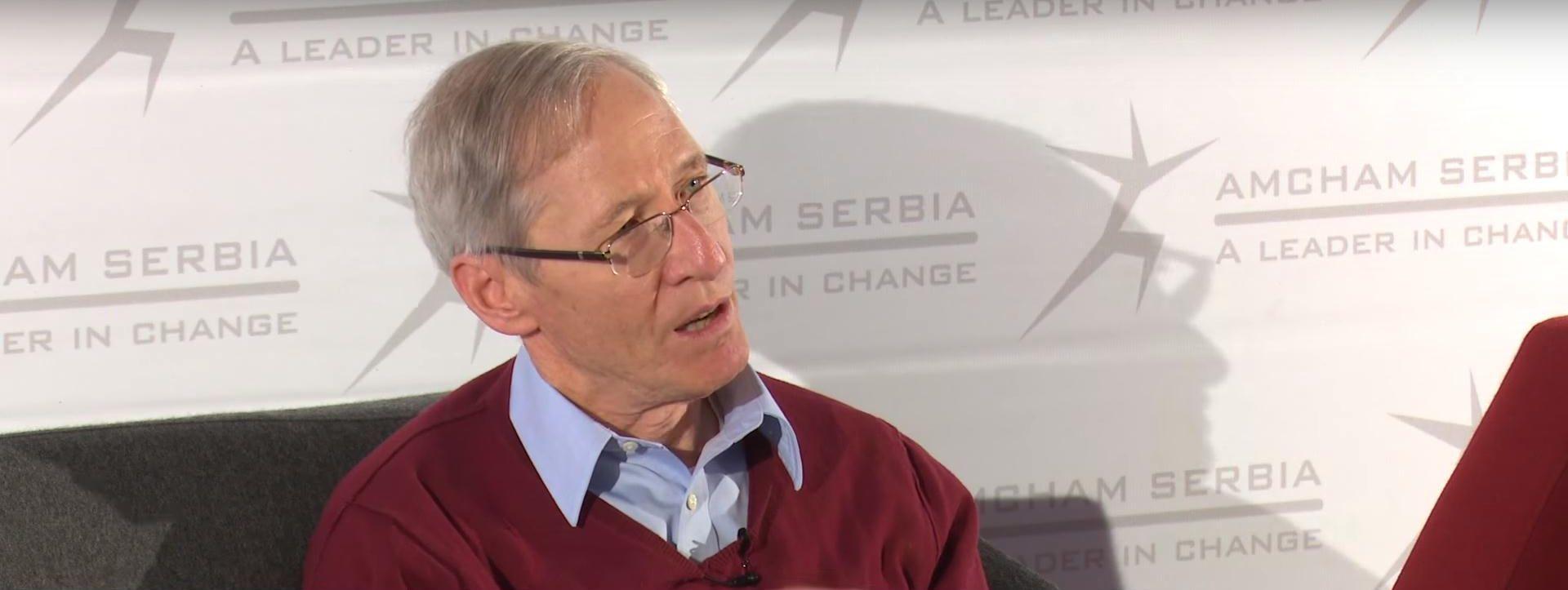 AMERIČKI VELEPOSLANIK Kriza u odnosima Srbije i Hrvatske zbog oružja nije ozbiljna
