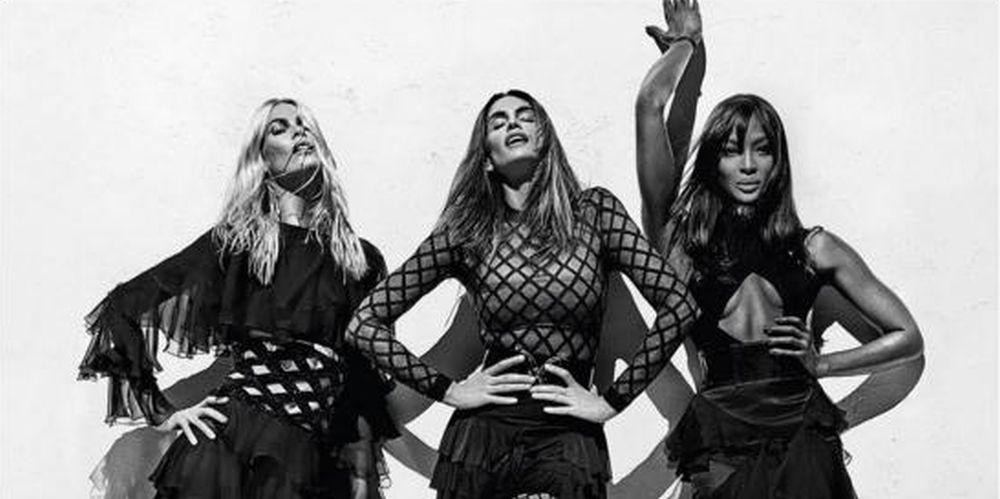 FOTO: POVRATAK U DEVEDESETE Nova kampanja Balmaina s ikonama mode