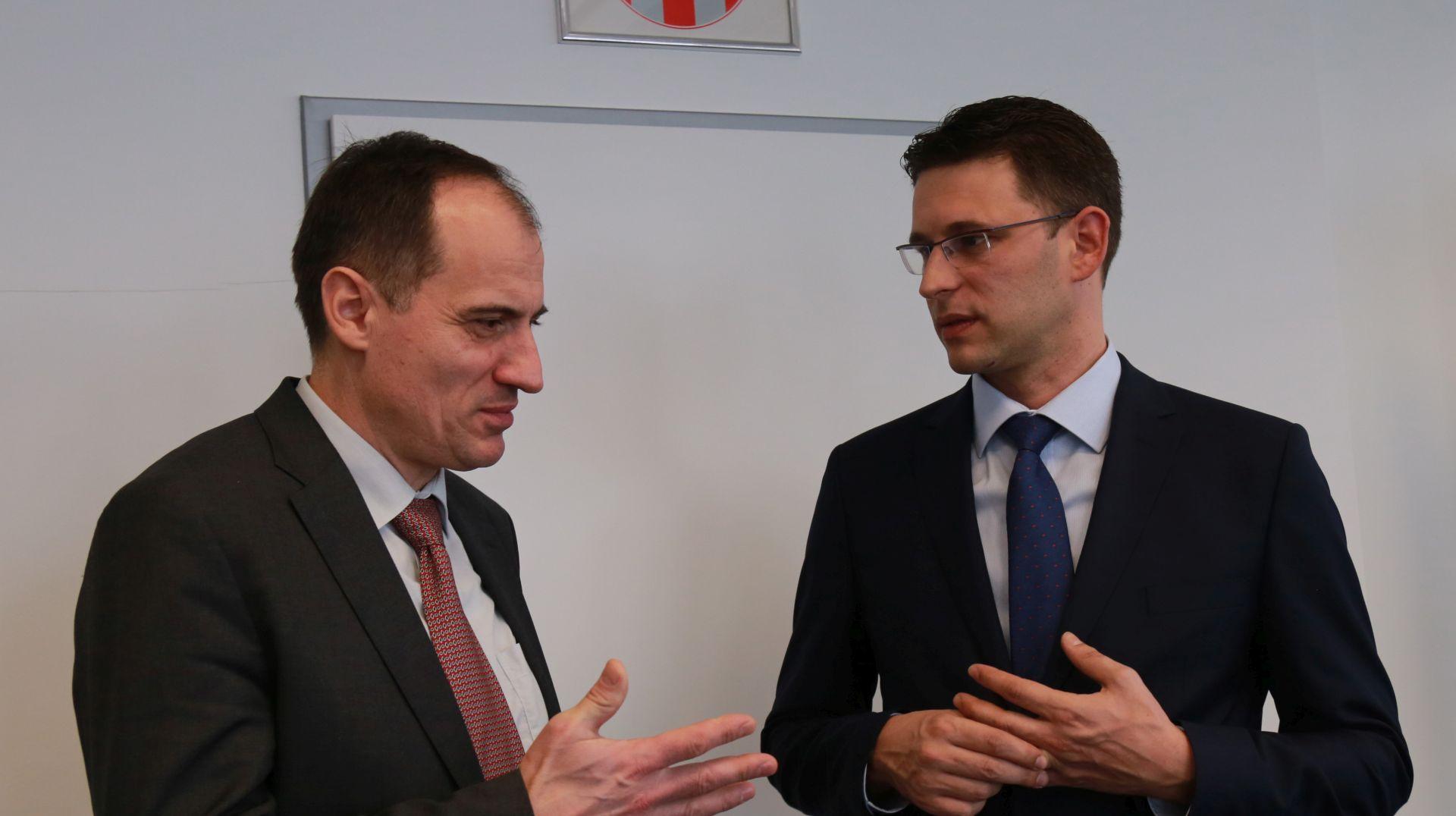 Dobrović: Nakon analize odredit ćemo hoćemo li ministarstvo iseliti iz ZagrebTowera