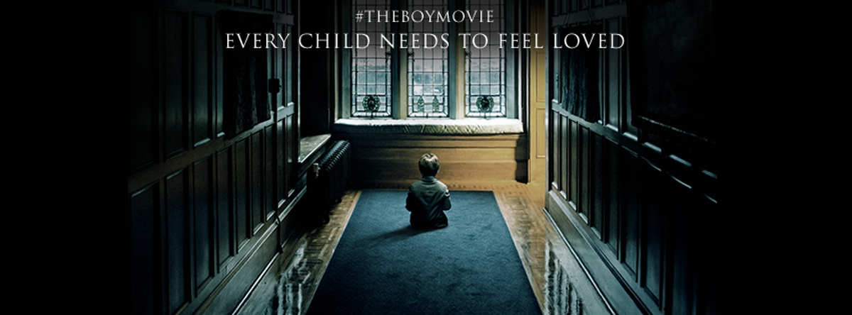 VIDEO: Traileri za horor film 'The Boy'