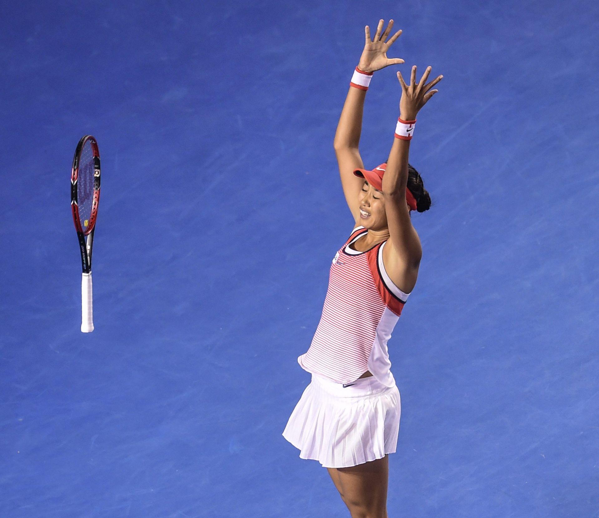 Australian Open: Zhang Shuai posljednja četvrtfinalistica