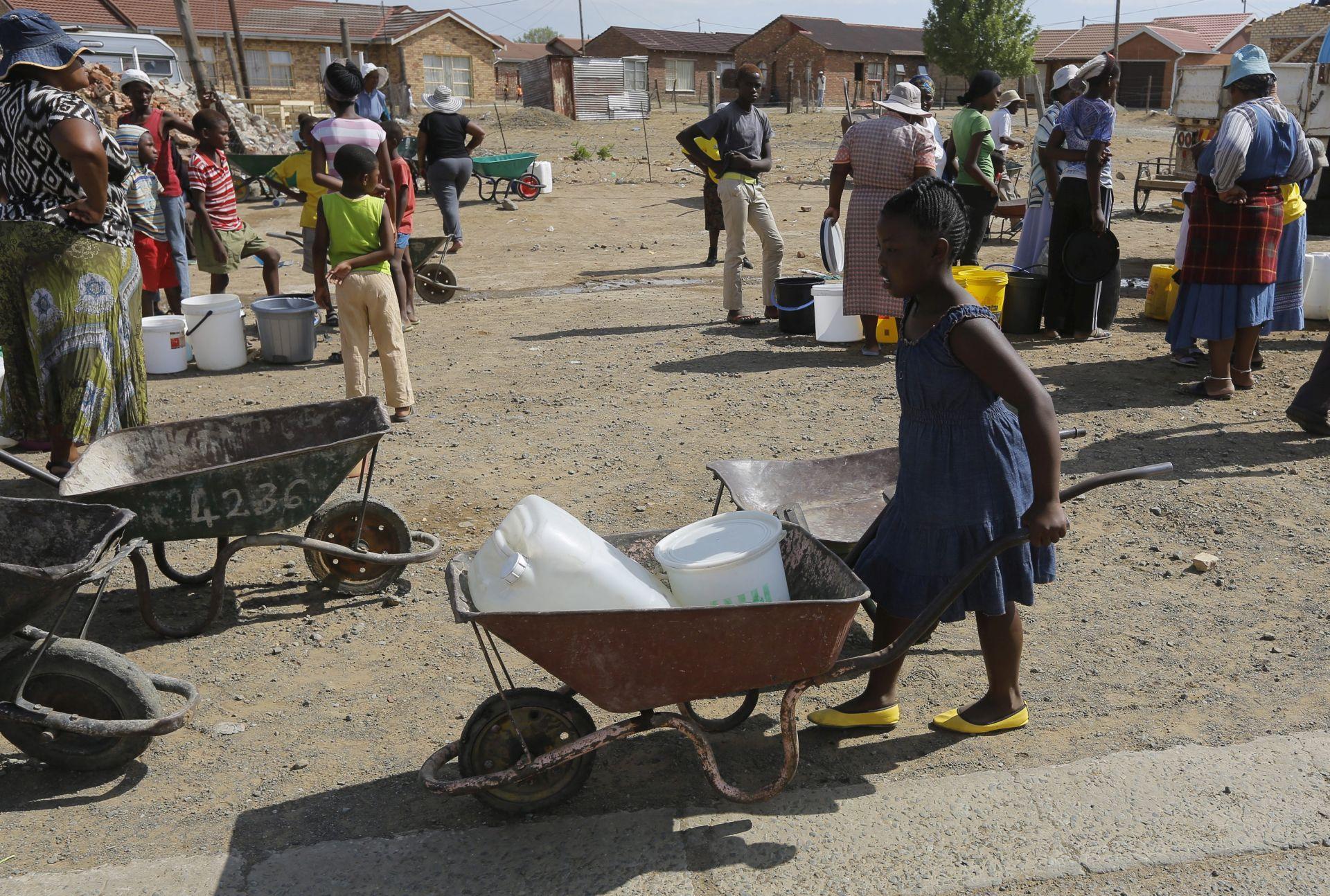 SUŠNA GODINA: U južnoj Africi s glađu suočeno 14 milijuna ljudi