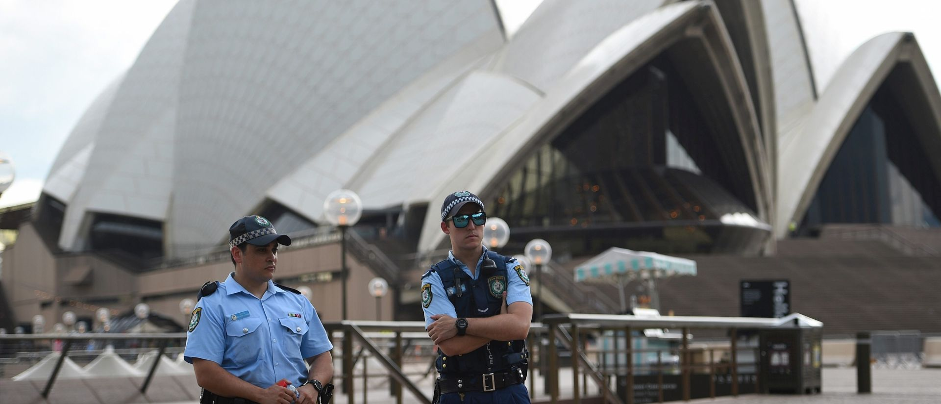 """""""MJERE PREDOSTROŽNOSTI"""": Australska policija evakuirala zgradu Opere"""
