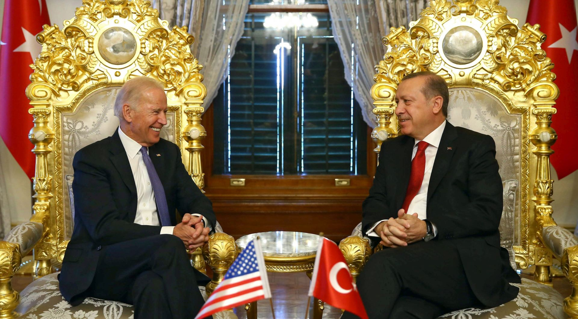 PODRŠKA U BORBI: Biden izjednačio turske pobunjenike Radničke stranke Kurdistana i IS