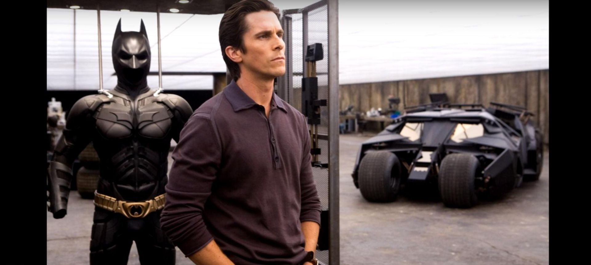 VIDEO: ZABRINUTOST SLAVNOG 'TRANSFORMATORA' Christian Bale odustao od uloge Enza Ferrarija