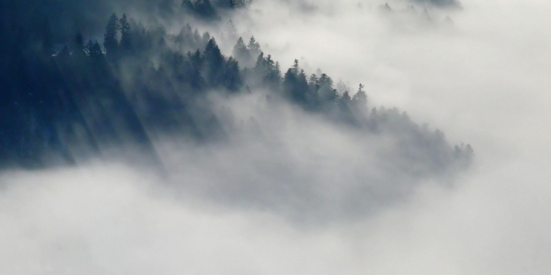SUTRA JAČE NAOBLAČENJE UZ KIŠU I SNIJEG Danas sunčano na Jadranu, promjenjivo u unutrašnjosti