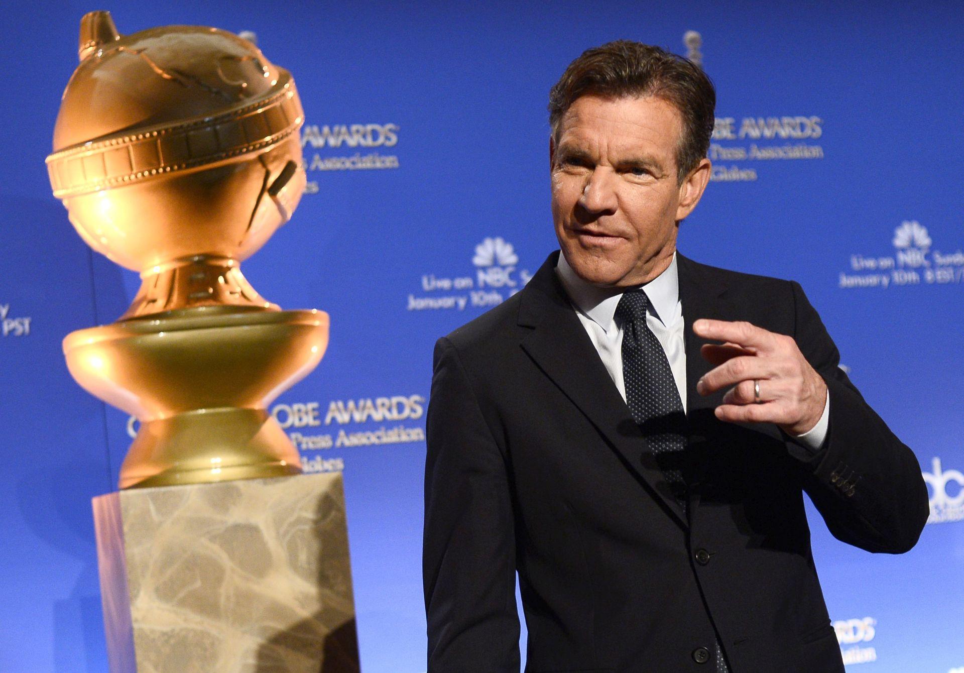 VIDEO: Dodijeljene filmske nagrade Zlatni globus