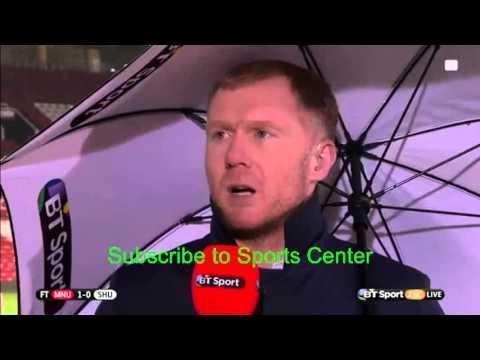 """VIDEO: LEGENDA 'OPRALA' UNITED Scholes: """"Igrači i van Gaal izgledaju kao da im je dosadno"""""""