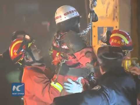 VIDEO: POD ZEMLJOM OD BOŽIĆA Spašena četvorica rudara u Kini