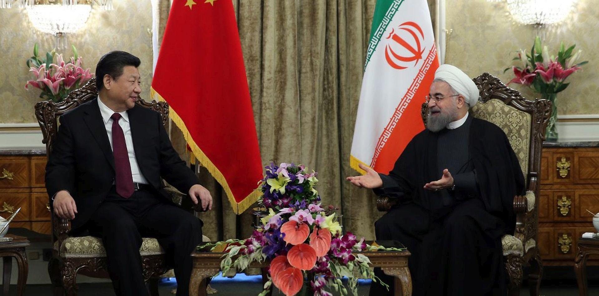 NOVO POGLAVLJE: Iran i Kina dogovorili uspostavu strateškog partnerstva