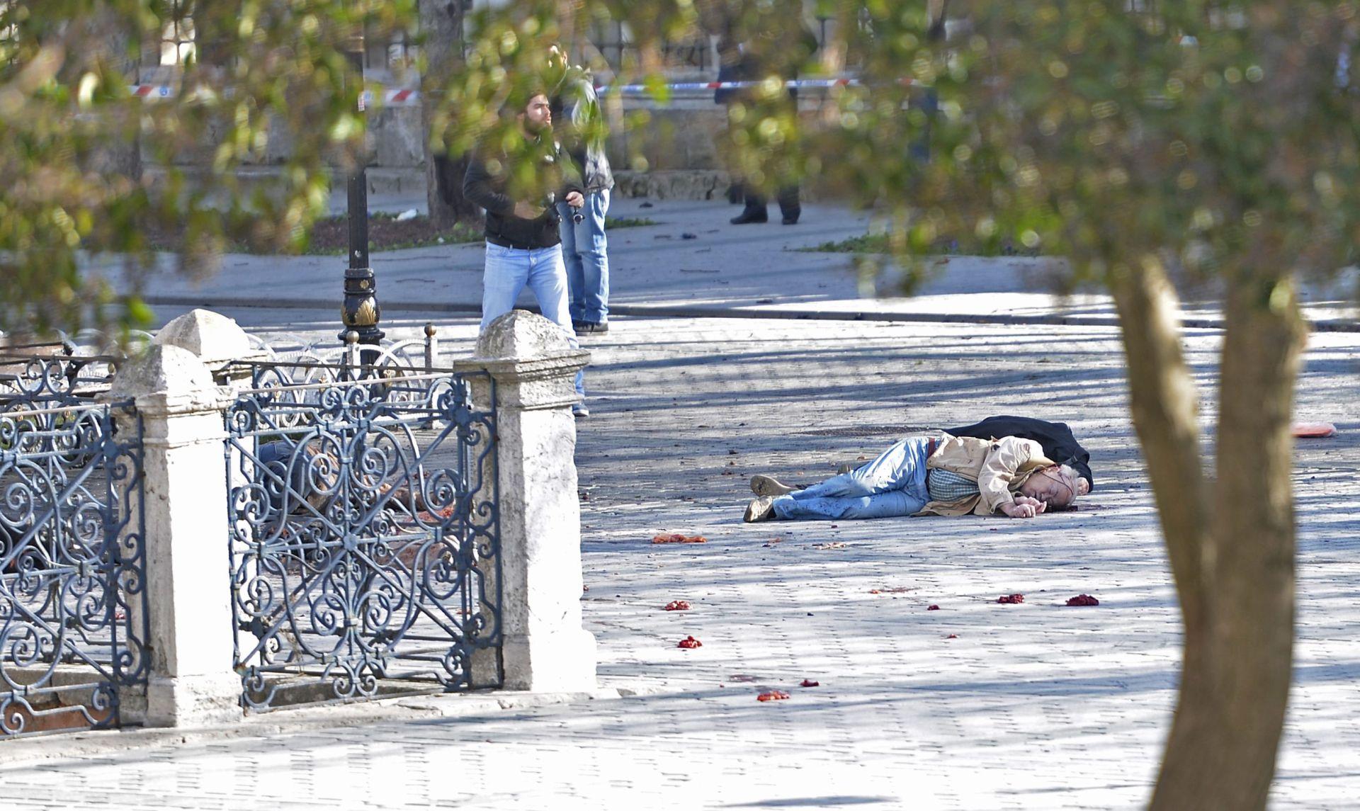 TERORISTIČKI NAPAD: Većina žrtava napada u Istanbulu njemački državljani