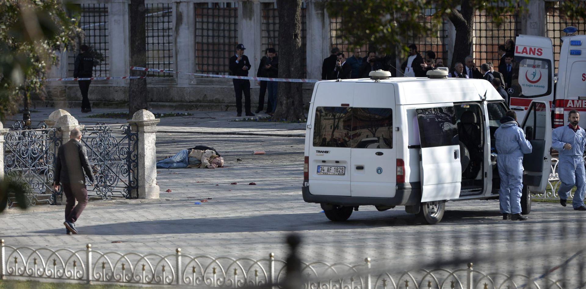 TURSKA VLADA: Islamska država je odgovorna za napad u Istanbulu