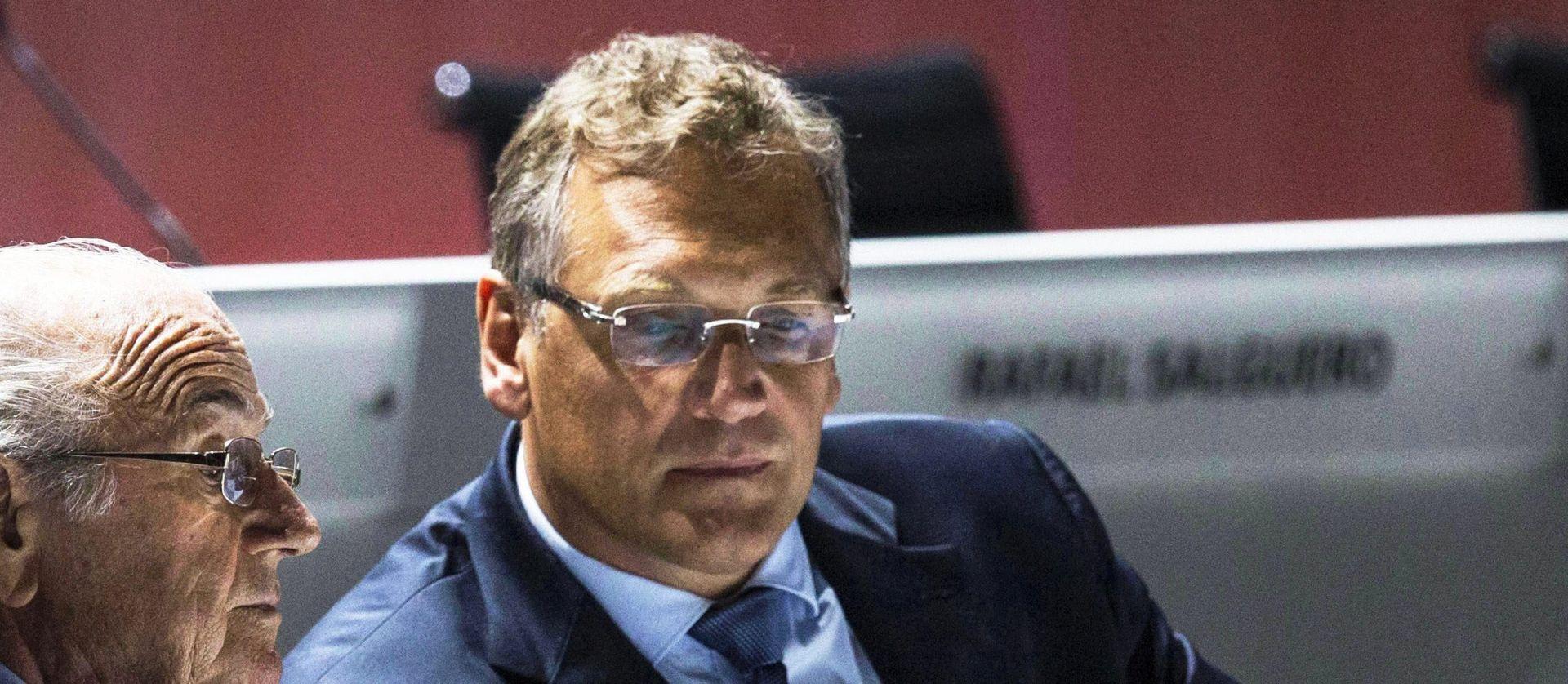 FIFA: Jerome Valckea dobio otkaz kao glavni tajnik