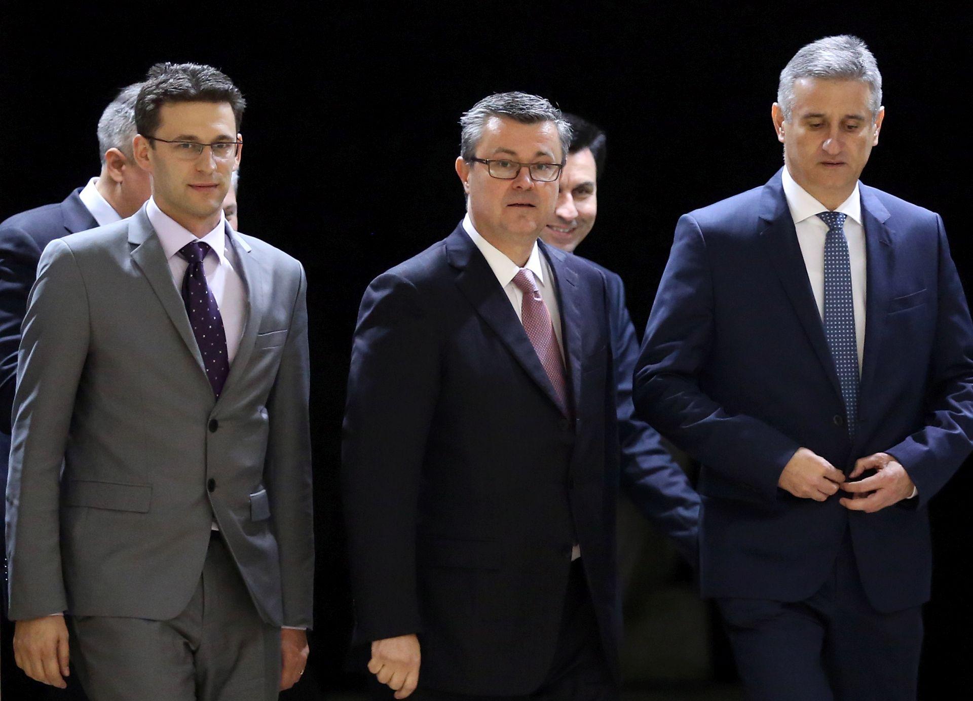 PRIJE PREDSTAVLJANJA VLADE: MOST povukao veto, Zdravko Marić ipak postaje ministar financija
