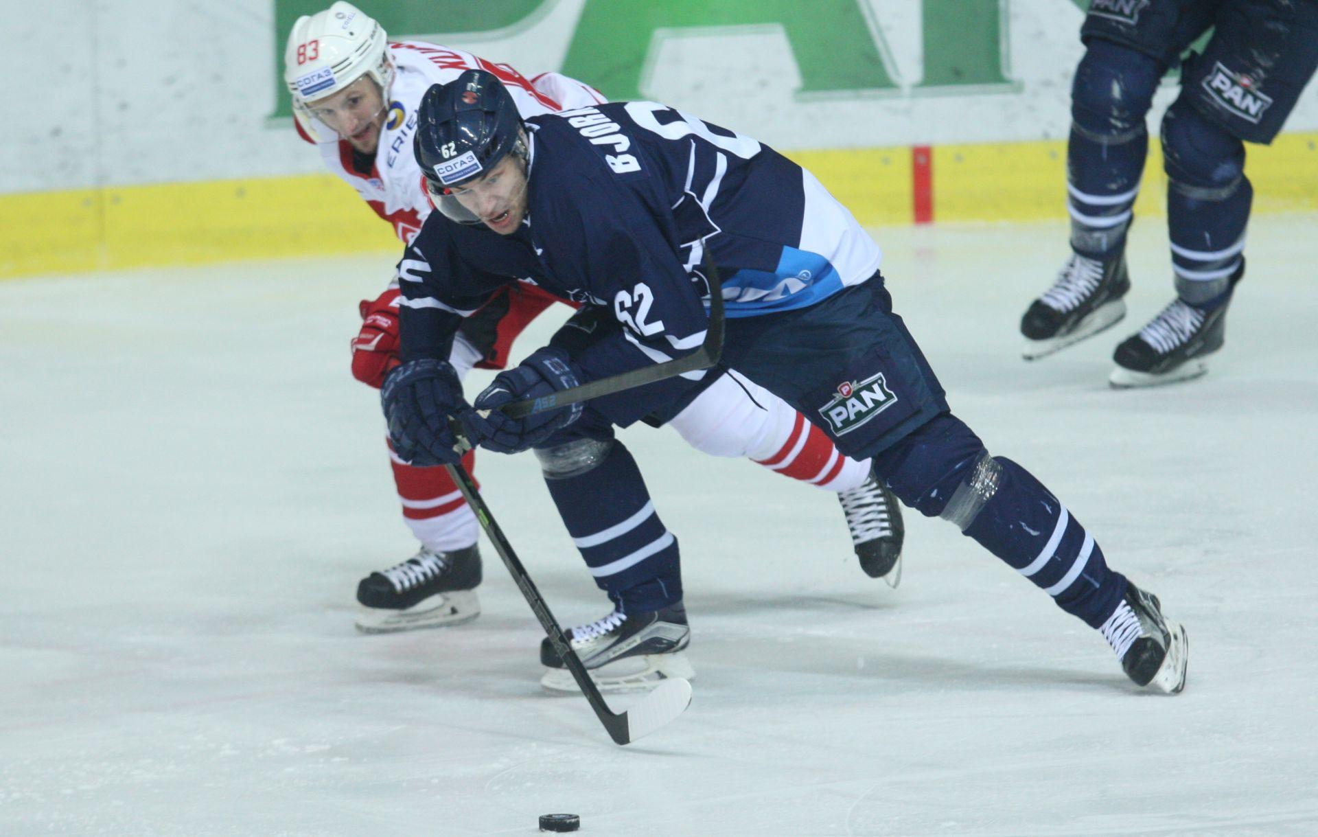 KHL: Medveščak daleko od doigravanja