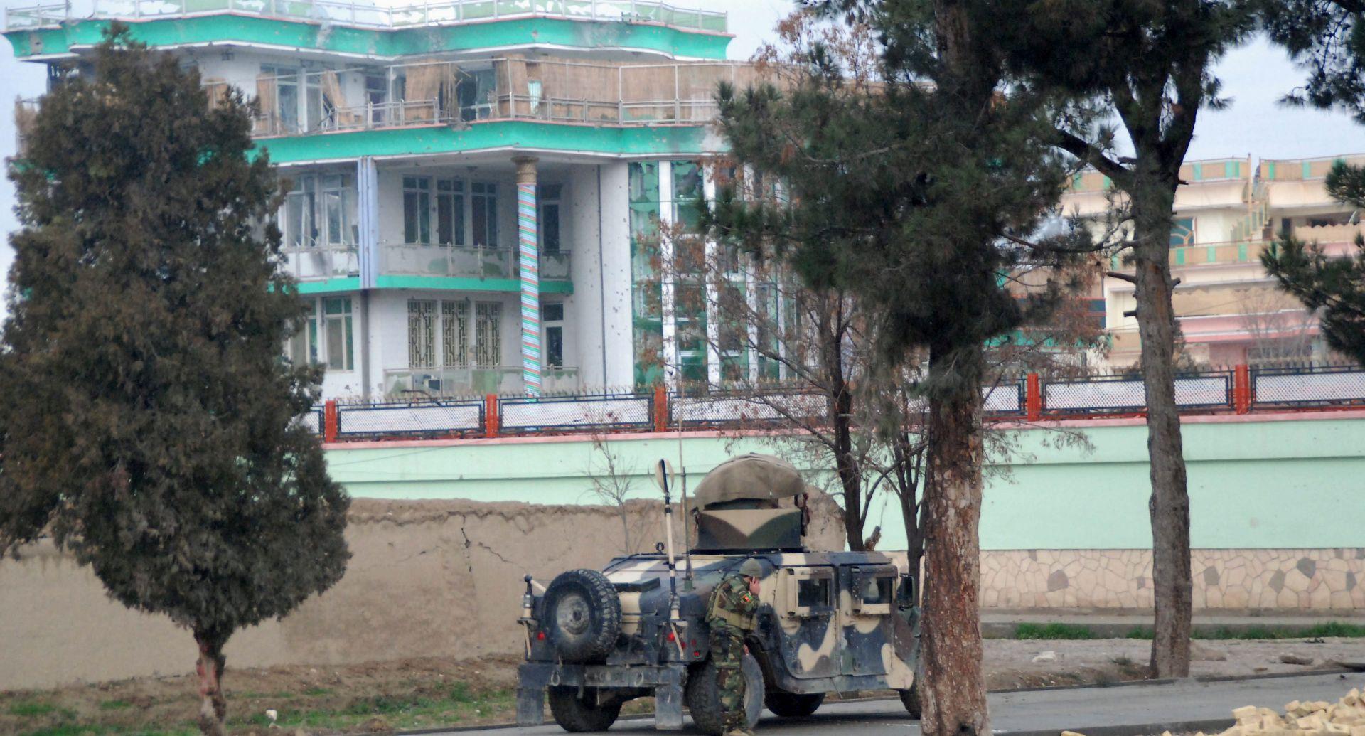 INDIJSKI KONZULAT U MAZAR-I-ŠARIF-u: Sukob pobunjenika i afganistanskih snaga