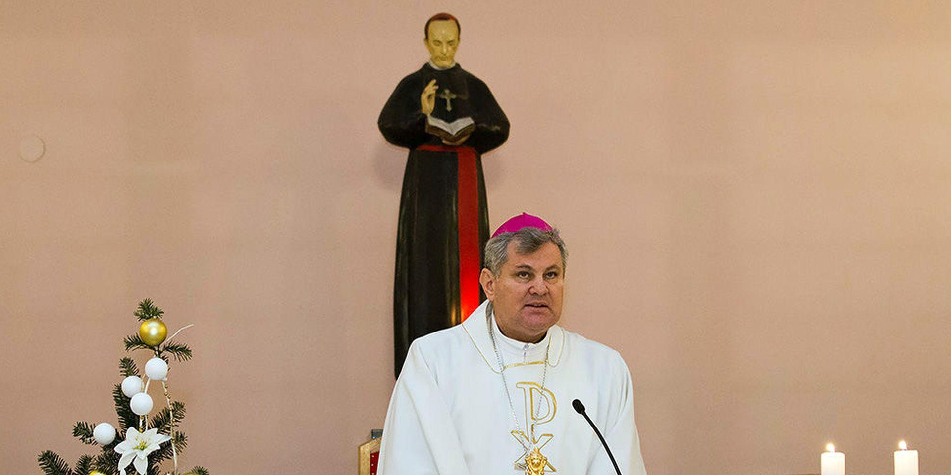 """MINISTAR BOŽINOVIĆ (HDZ) SISAČKOM BISKUPU KOŠIĆU """"Zakoni su jedini kriterij"""""""