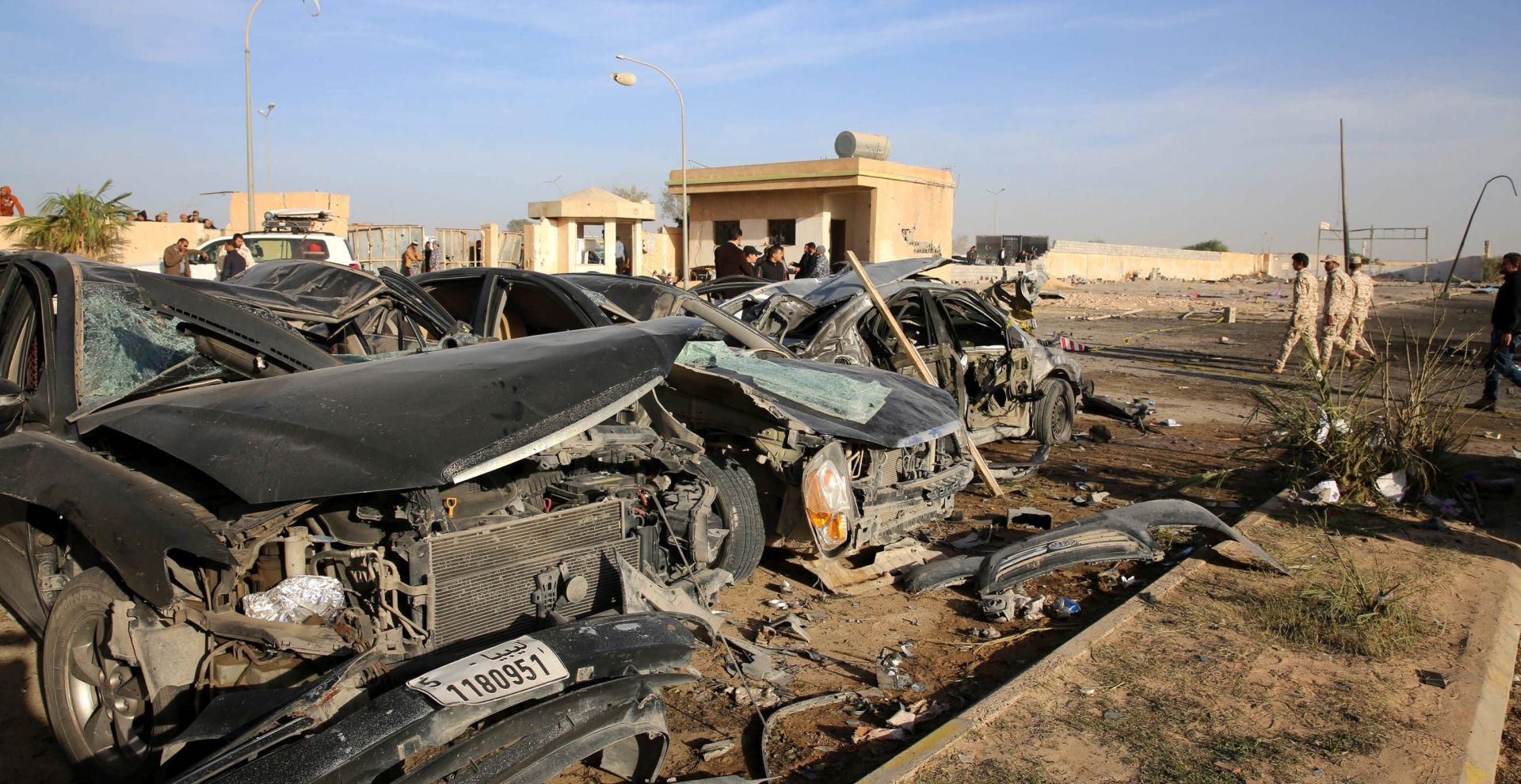 Američke obavještajne službe očekuju daljnje probleme u Libiji i Ukrajini