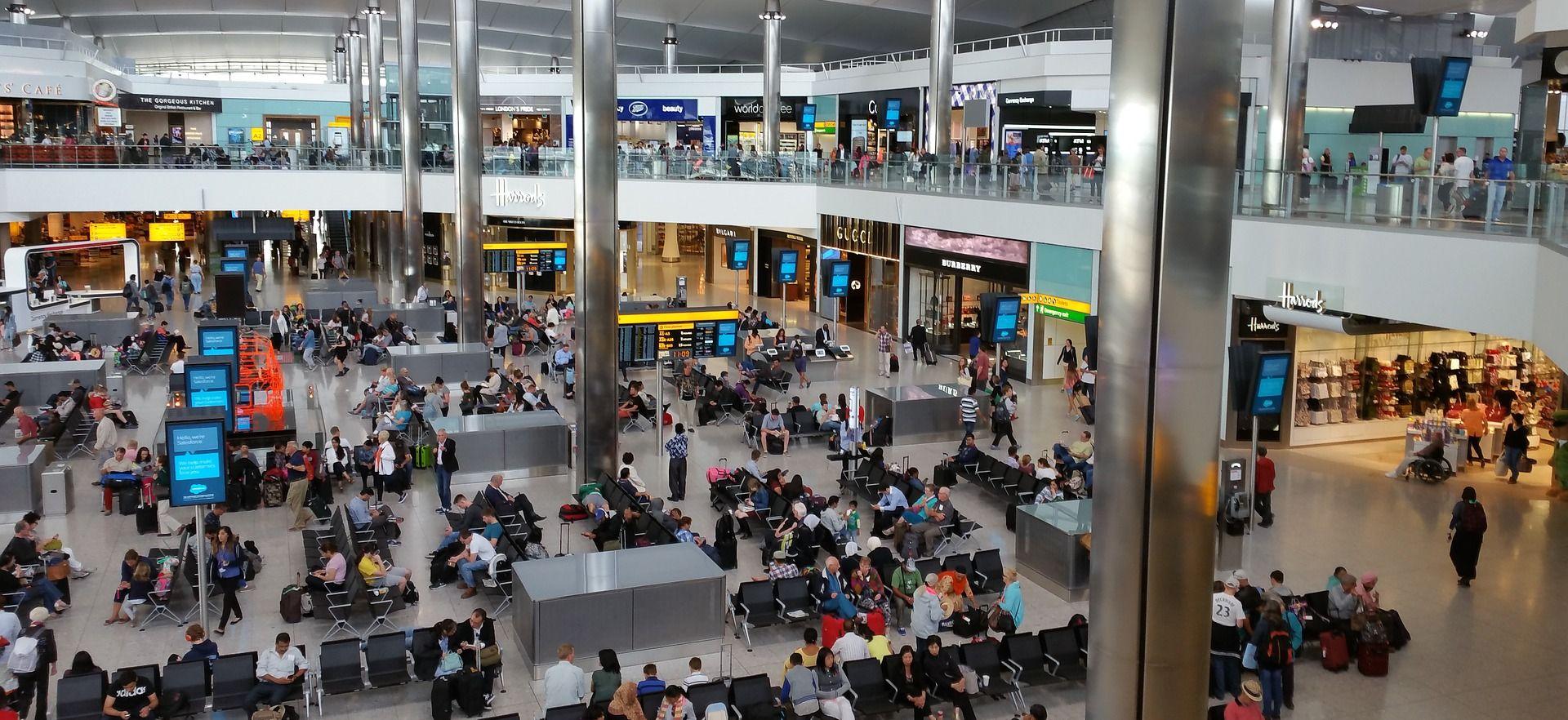 Nigerijske bande krijumčara koriste britanske zračne luke kao ulazne točke u EU