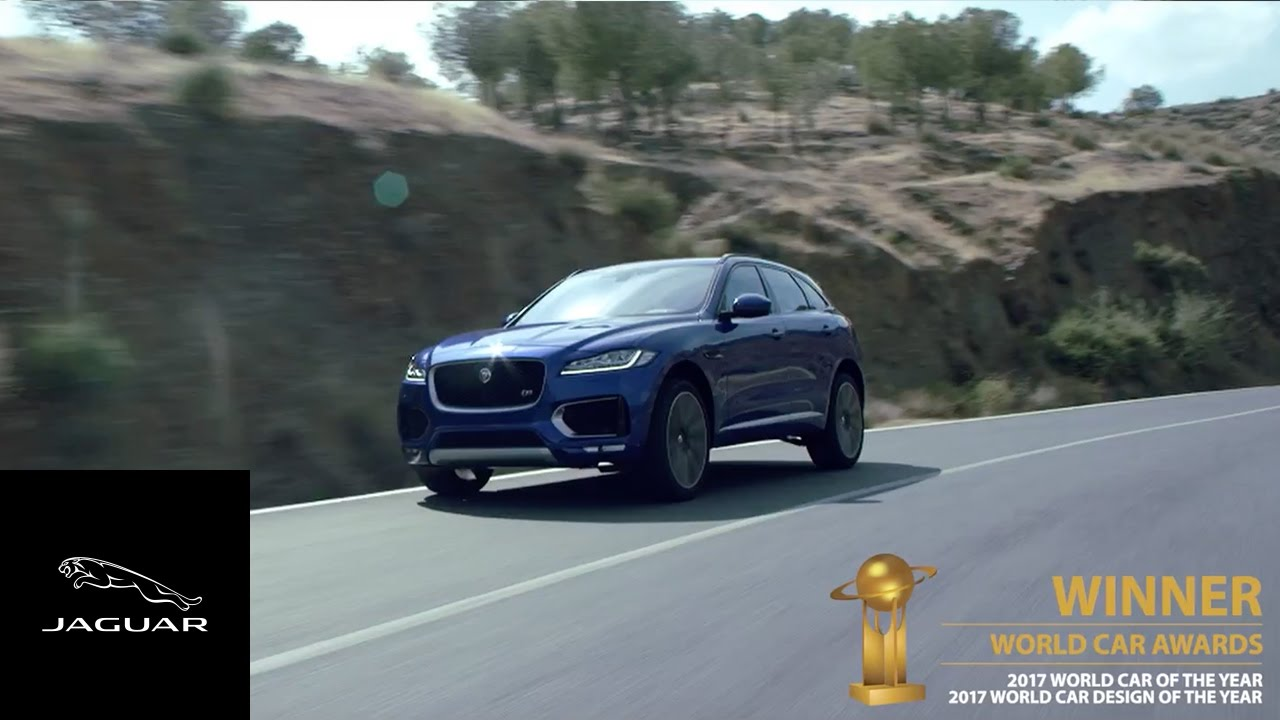 VIDEO: Dvostruka kruna za Jaguar F-PACE