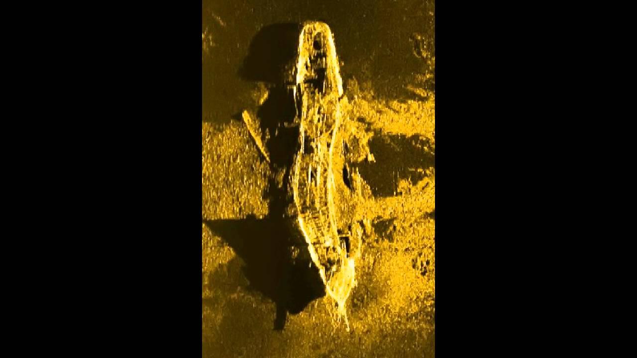 VIDEO: U potrazi za nestalim MH370 pronašli olupinu broda starog 200 godina