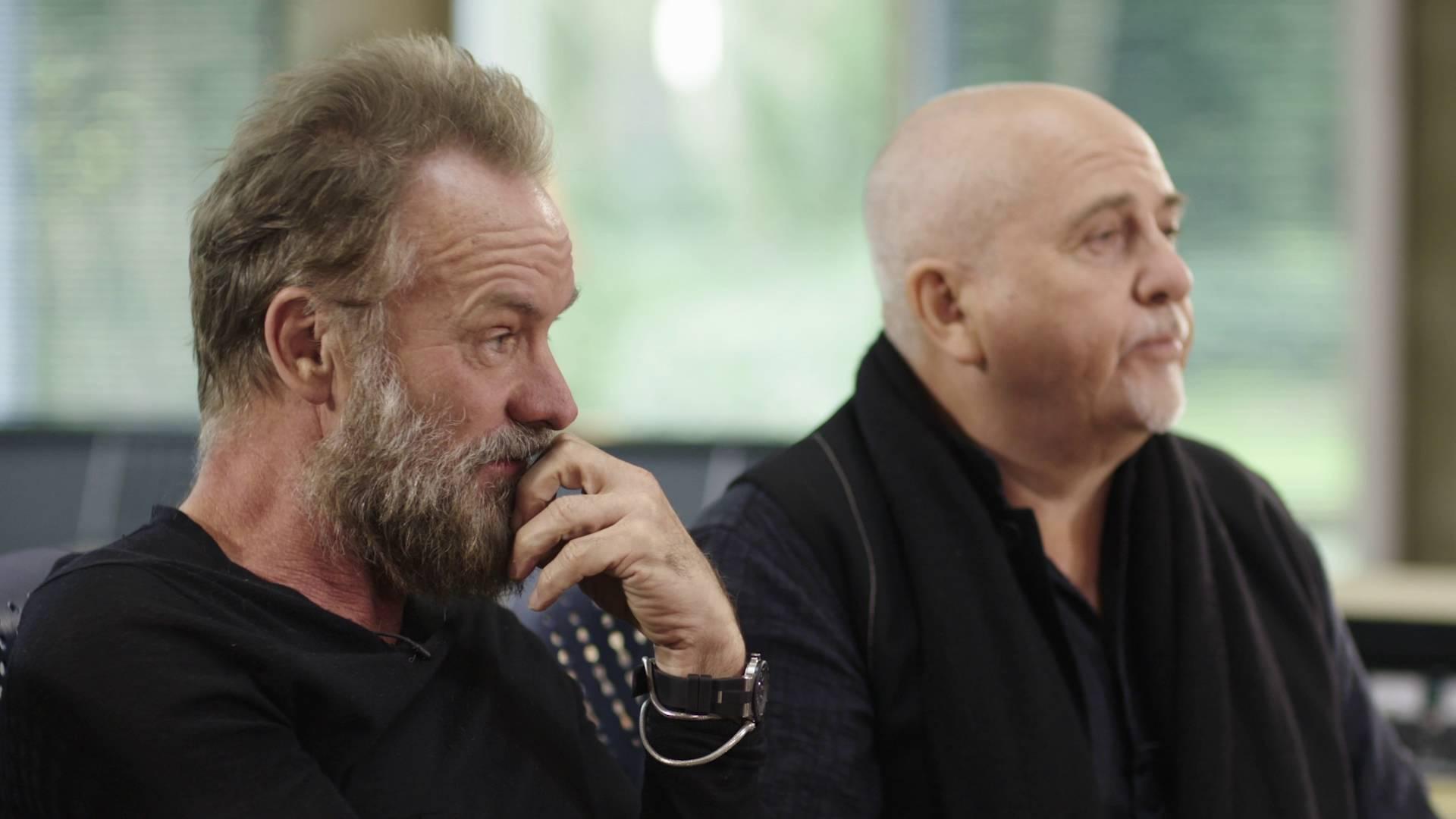 VIDEO: ROCK PAPER SCISSORS Sting i Peter Gabriel zajedno na turneji
