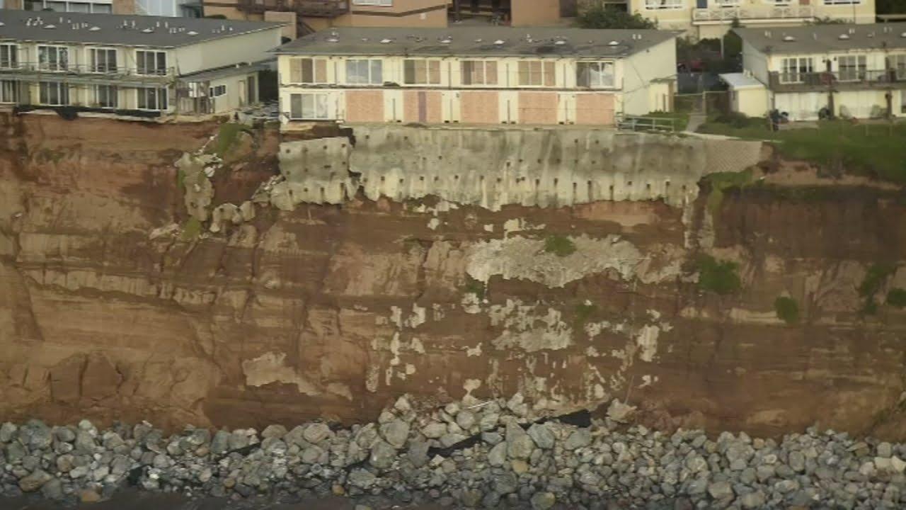 VIDEO: Zbog odrona stanovnici kalifornijske obale moraju napustiti domove