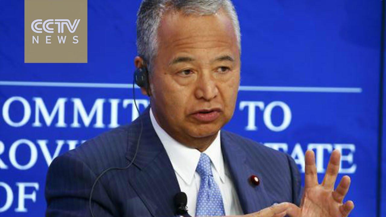 VIDEO: Japanski ministar gospodarstva dao ostavku