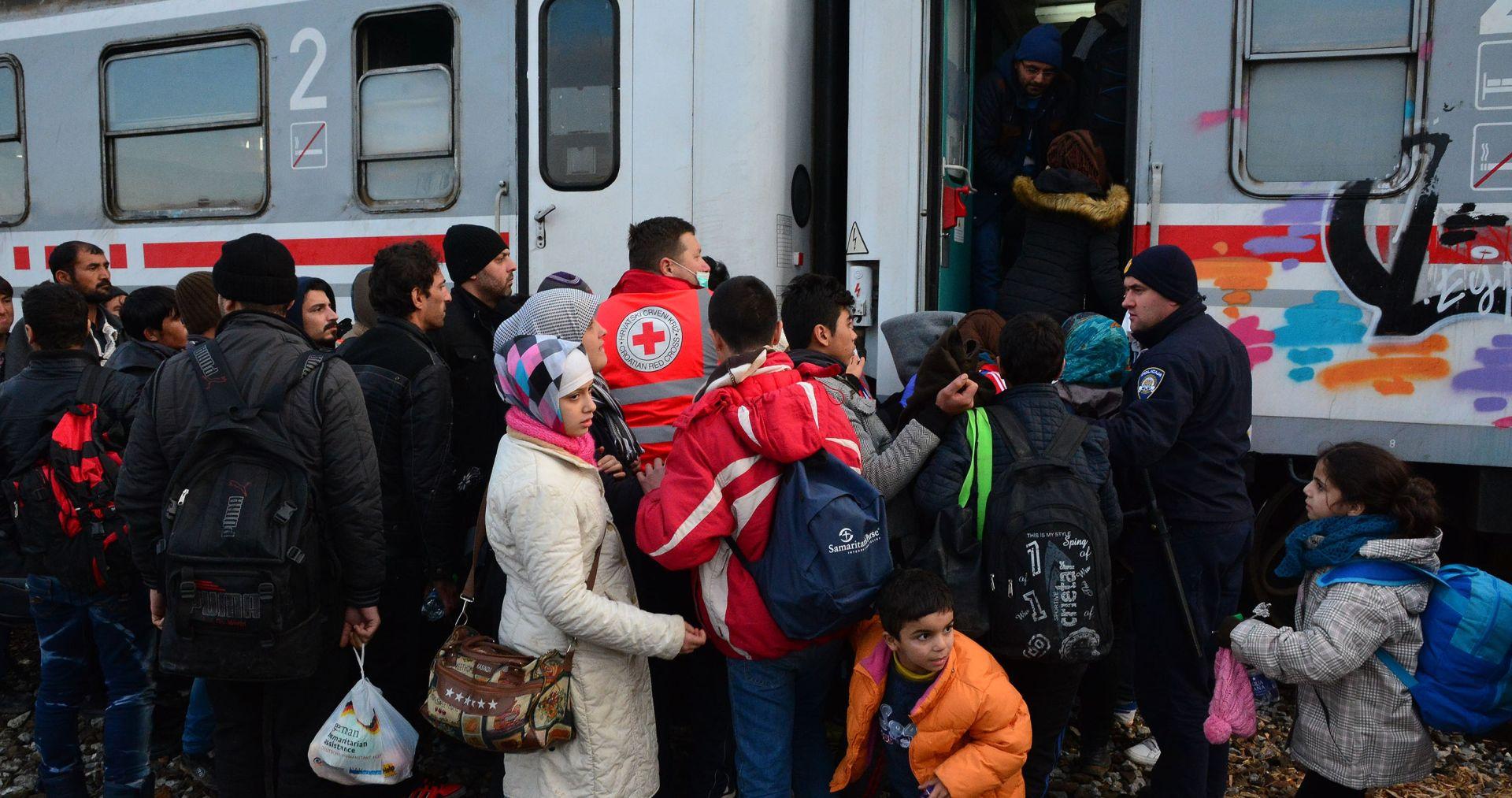 NOVI REŽIM: Hrvatska uvodi nova pravila za migrante