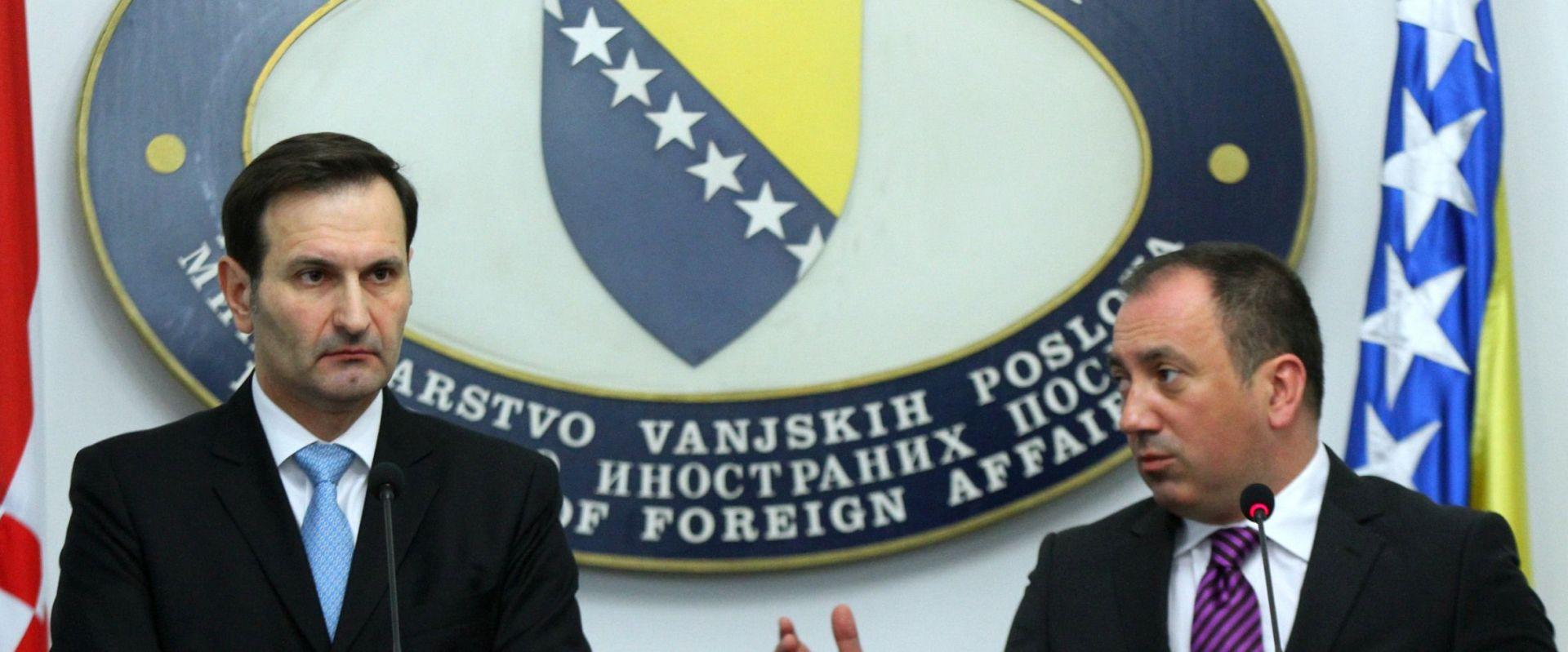 Ministar vanjskih poslova BiH: Milanović je ovog puta doista pretjerao