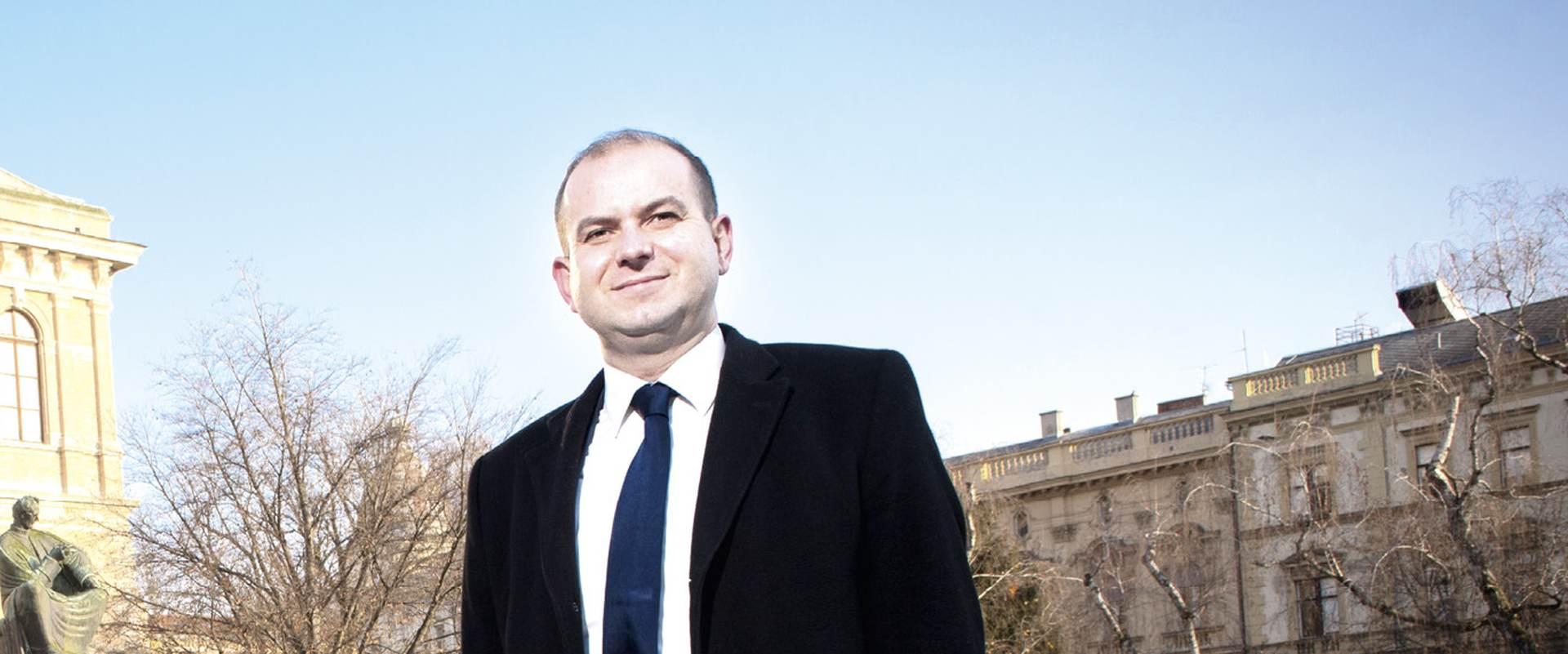 Miroslav Šimić: Pritisaka je bilo samo od koalicije Hrvatska raste