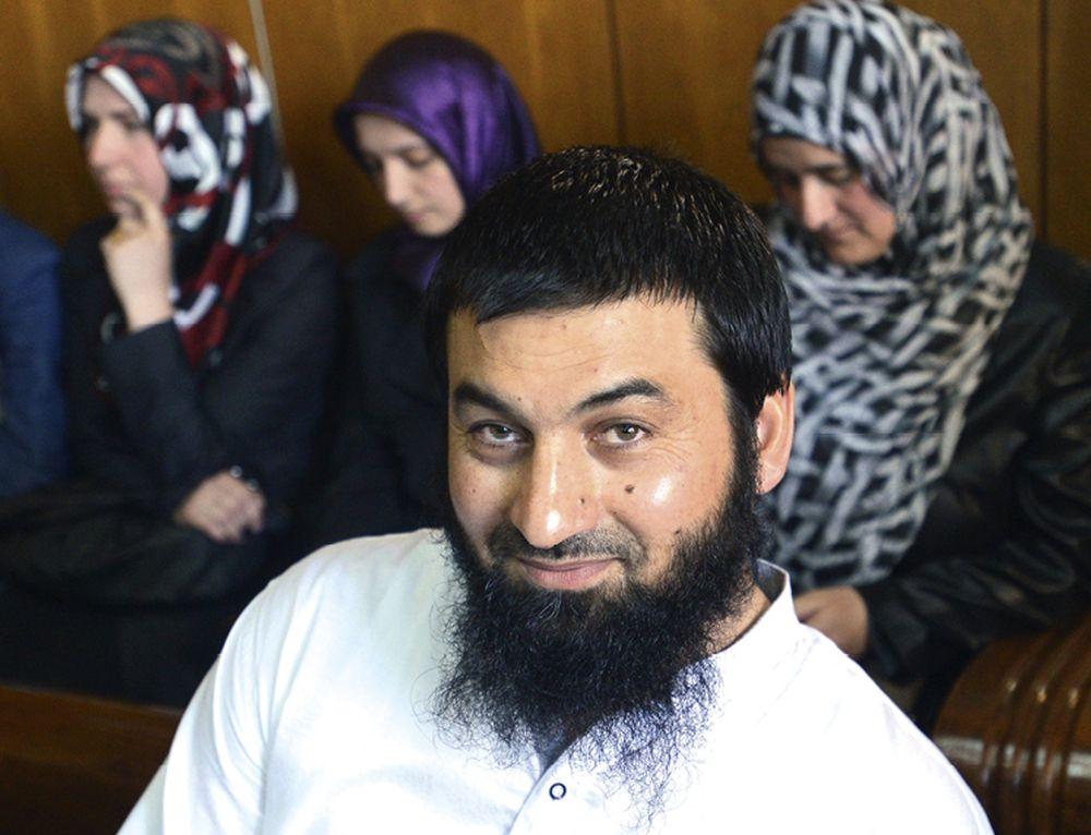 Ahmed Musa pred sudom u Pazardžiku, 18. ožujka 2014. optužen je za širenje antidemokratske ideologije i vjerske mržnje. FOTO: GEORGI KOŽUHAROV