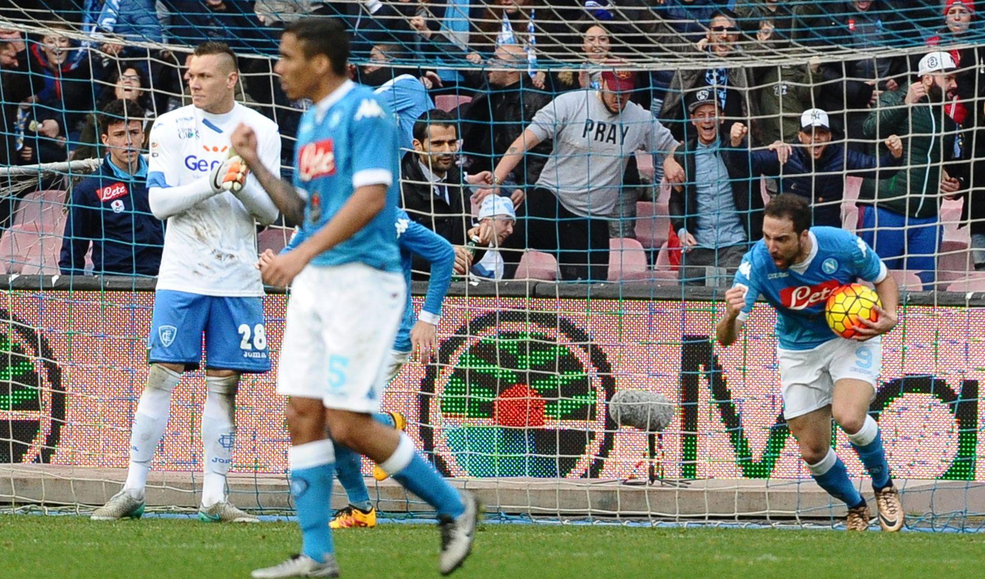 PRVI NA LJESTVICI: Napoli se vratio na vrh