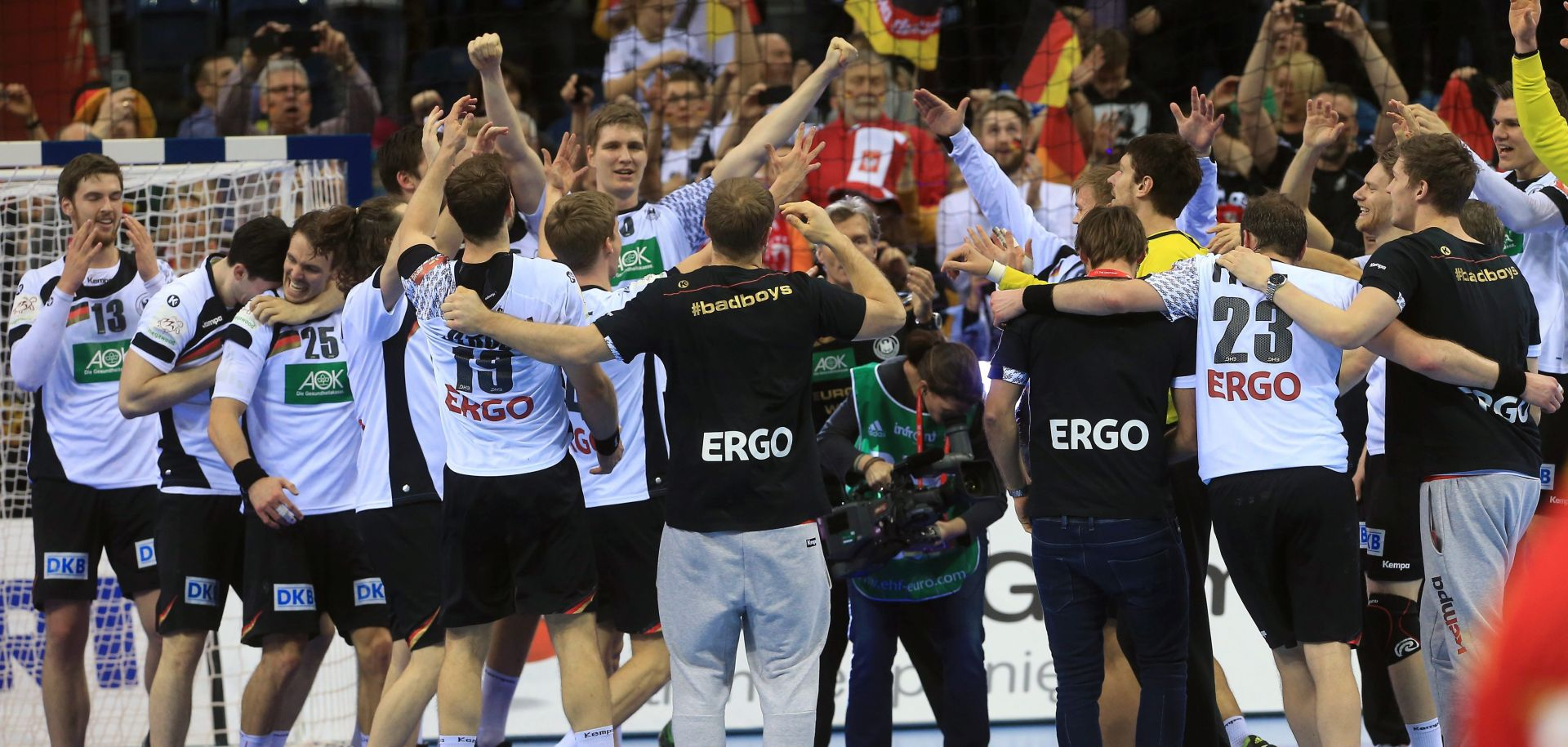 SVLADALI ŠPANJOLSKU: Nijemcima drugi naslov nakon 12 godina
