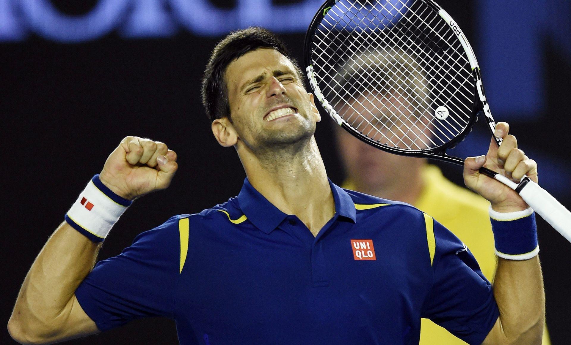 PO ŠESTI PUT: Novak Đoković u finalu Australian Opena